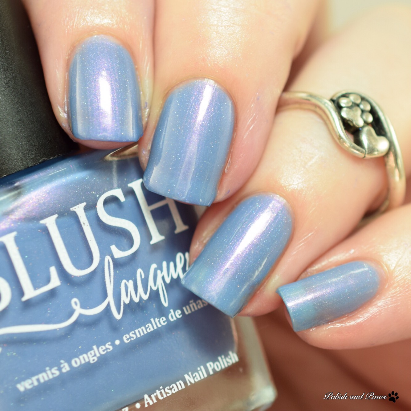 Blush Lacquers My Beach Umbrella-ella-ella