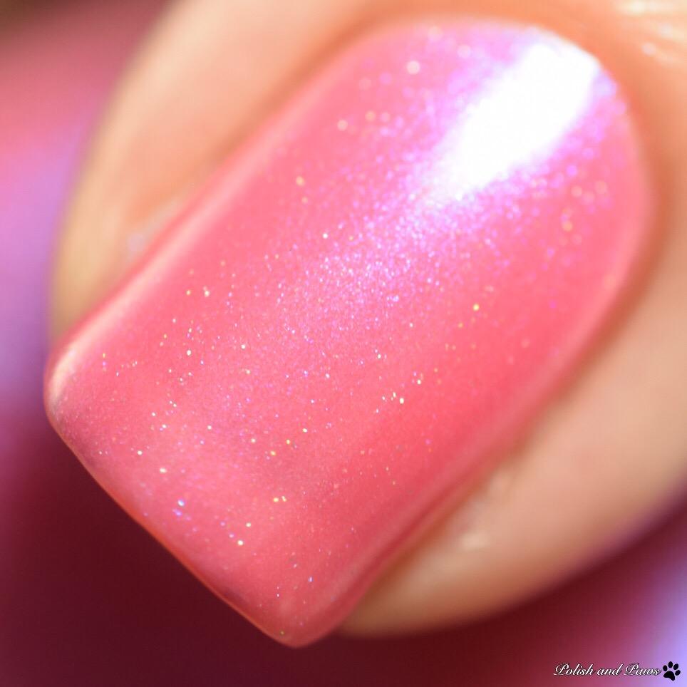 Blush Lacquers Teeny Weeny Pink Bikini