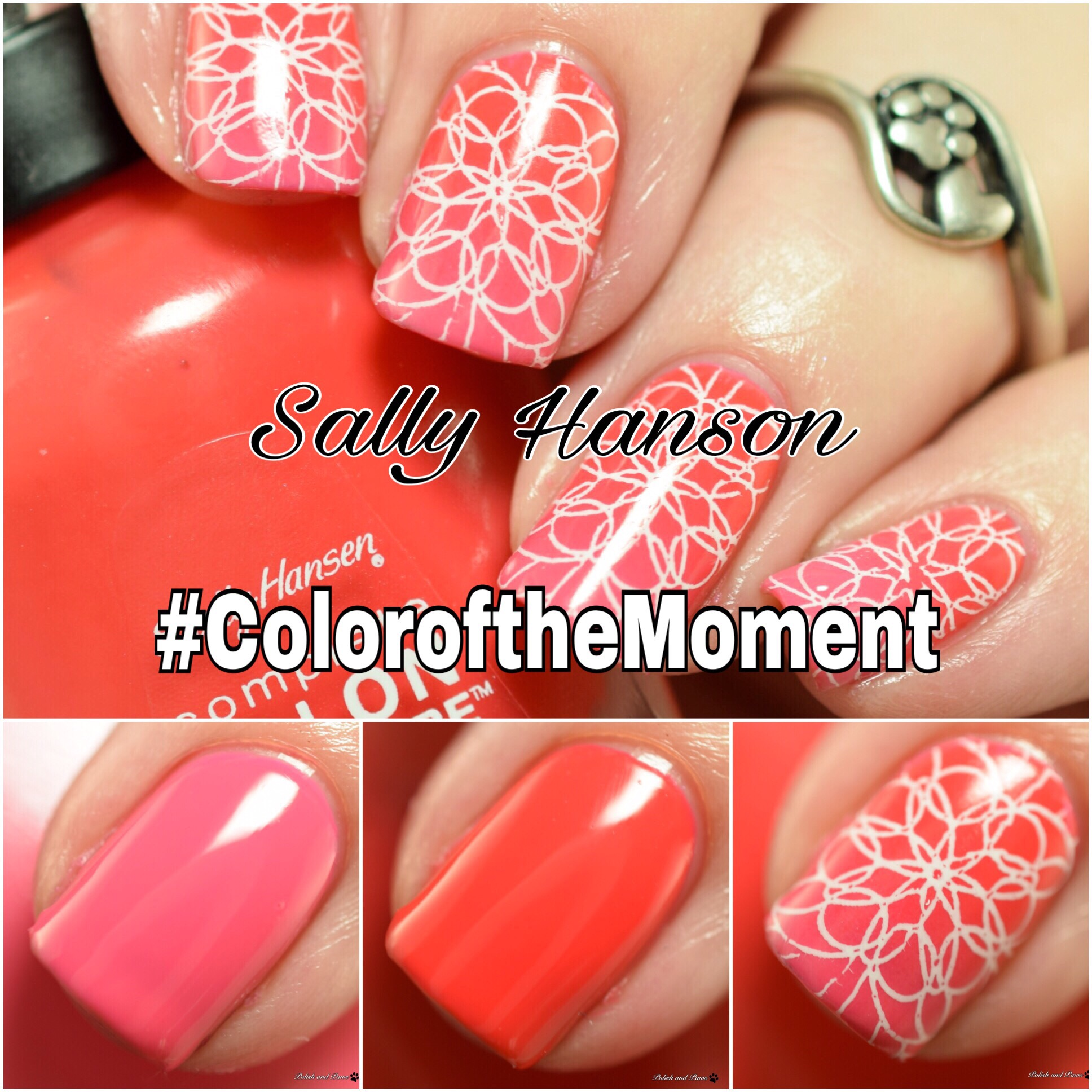 Sally Hansen Color of the Moment July 2017 ~ Get Juiced and Kook a ...