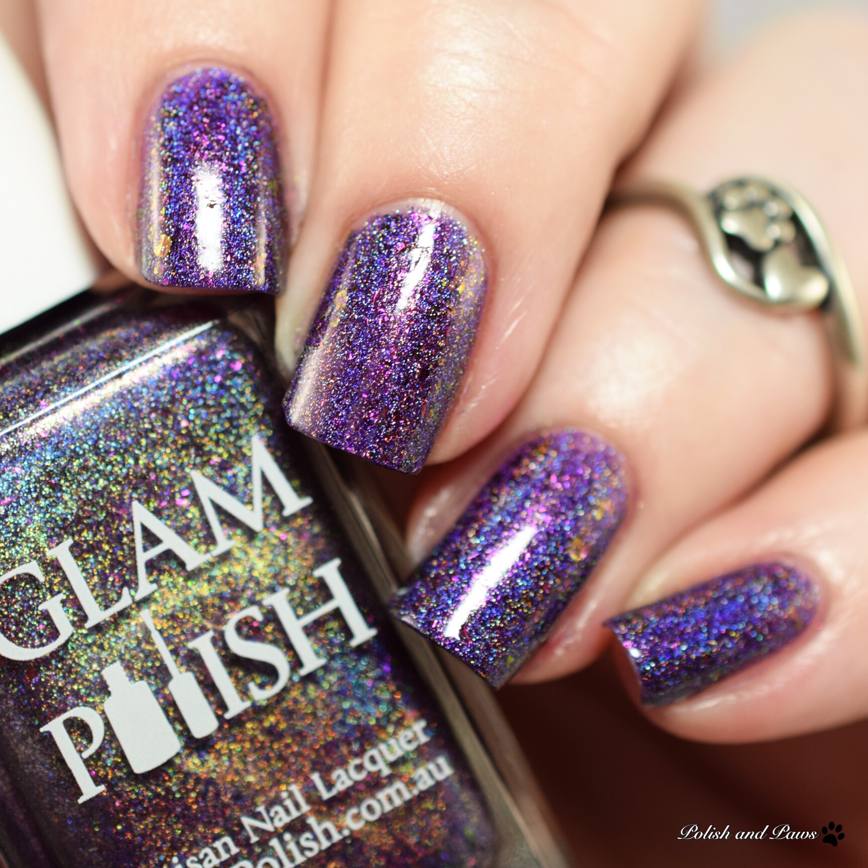 Glam Polish The Phantom Flakie
