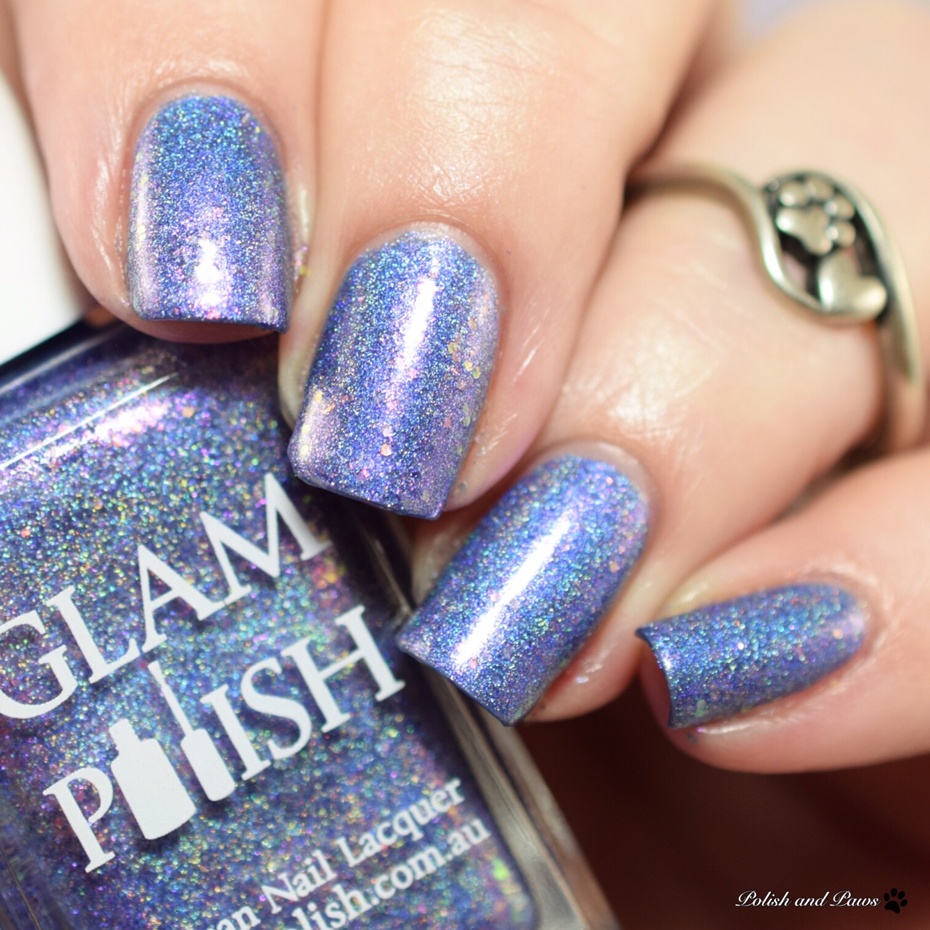Glam Polish The Glitter Menace