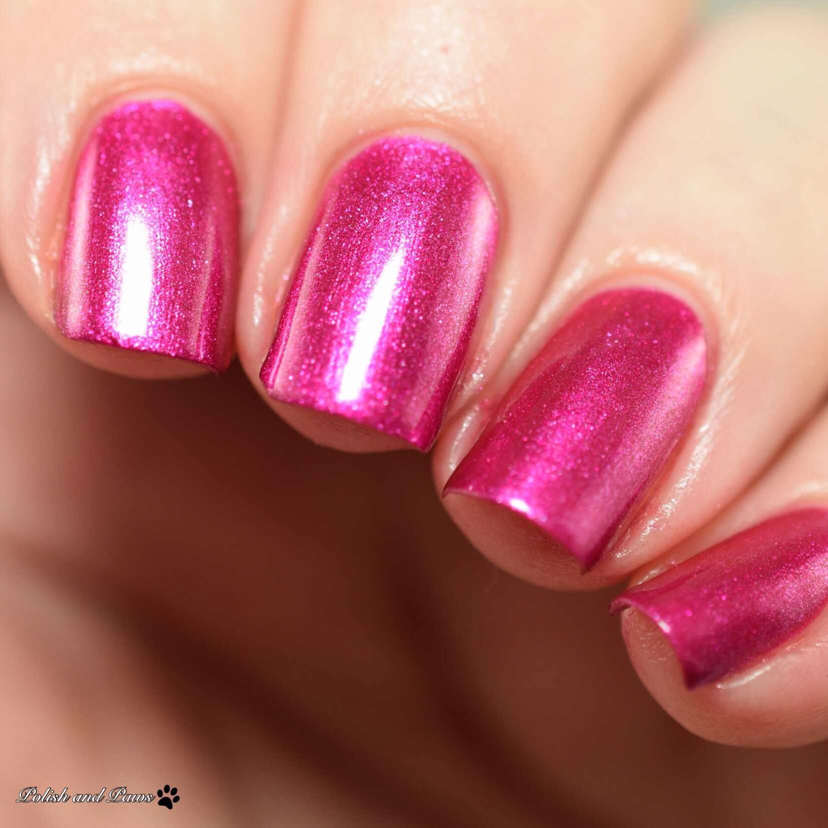 China Glaze Rose' my Name