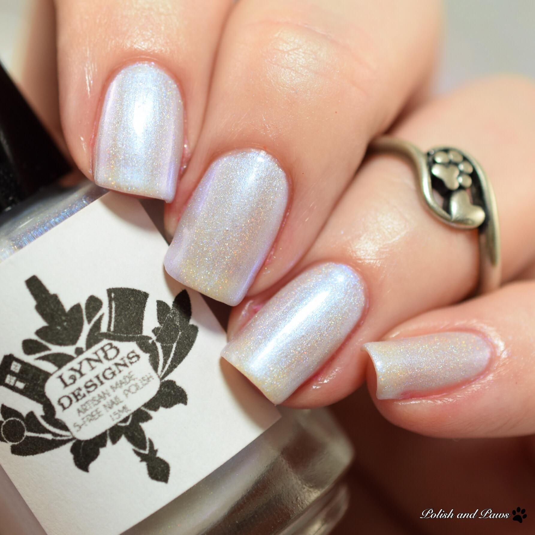 LynB Designs Blue Moonstone