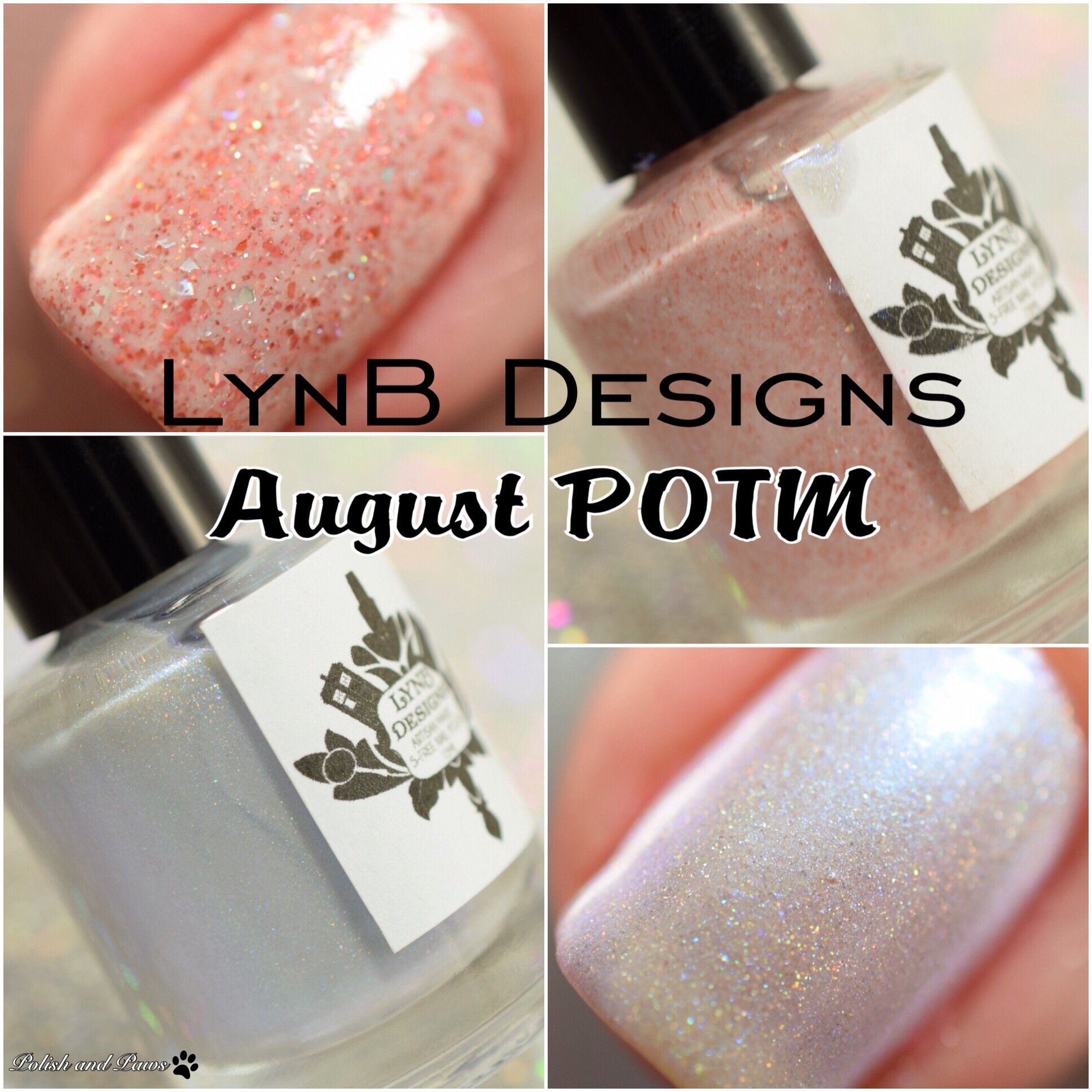 LynB Designs August POTM