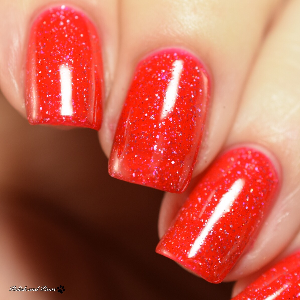 Joy Lacquer July Ruby