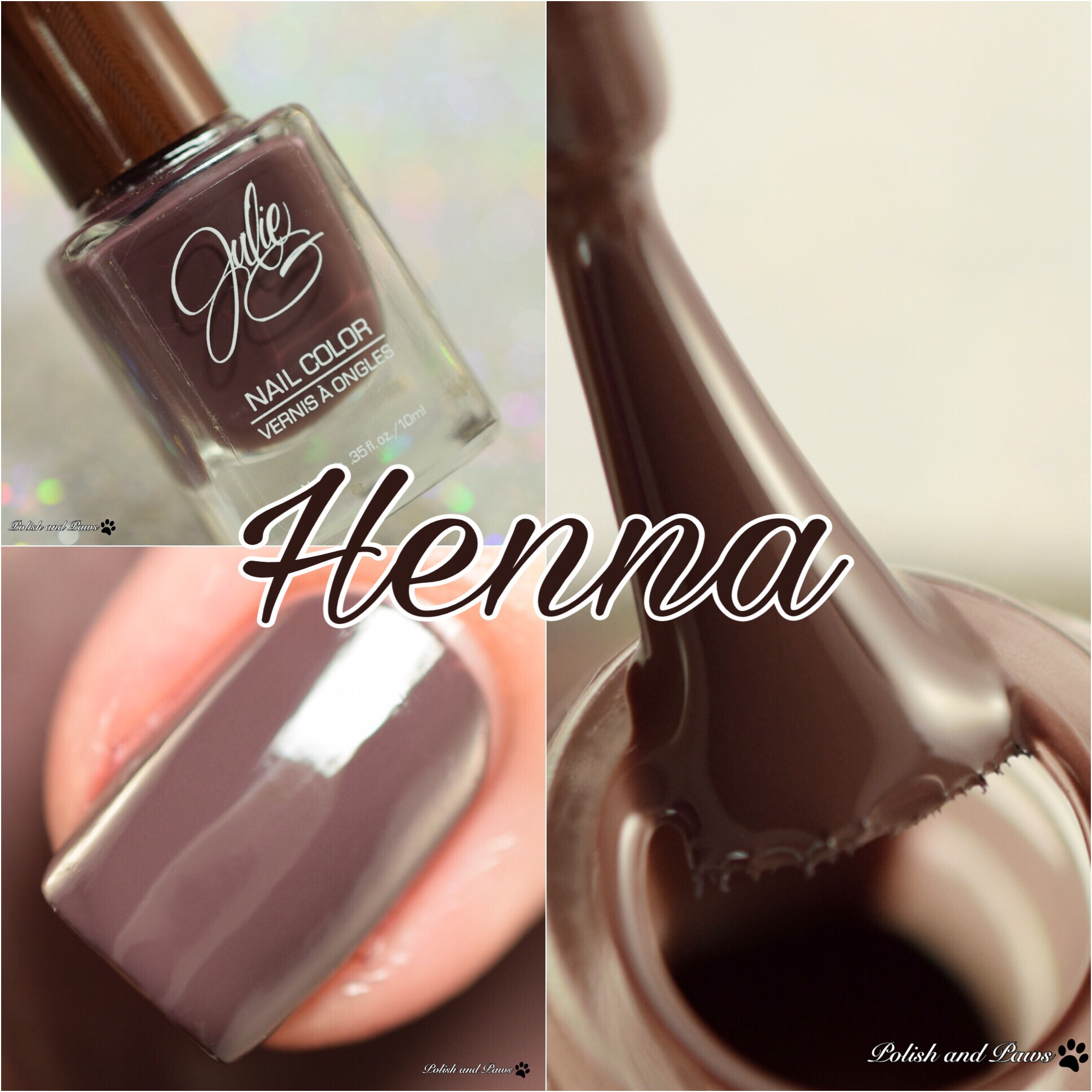JulieG Henna