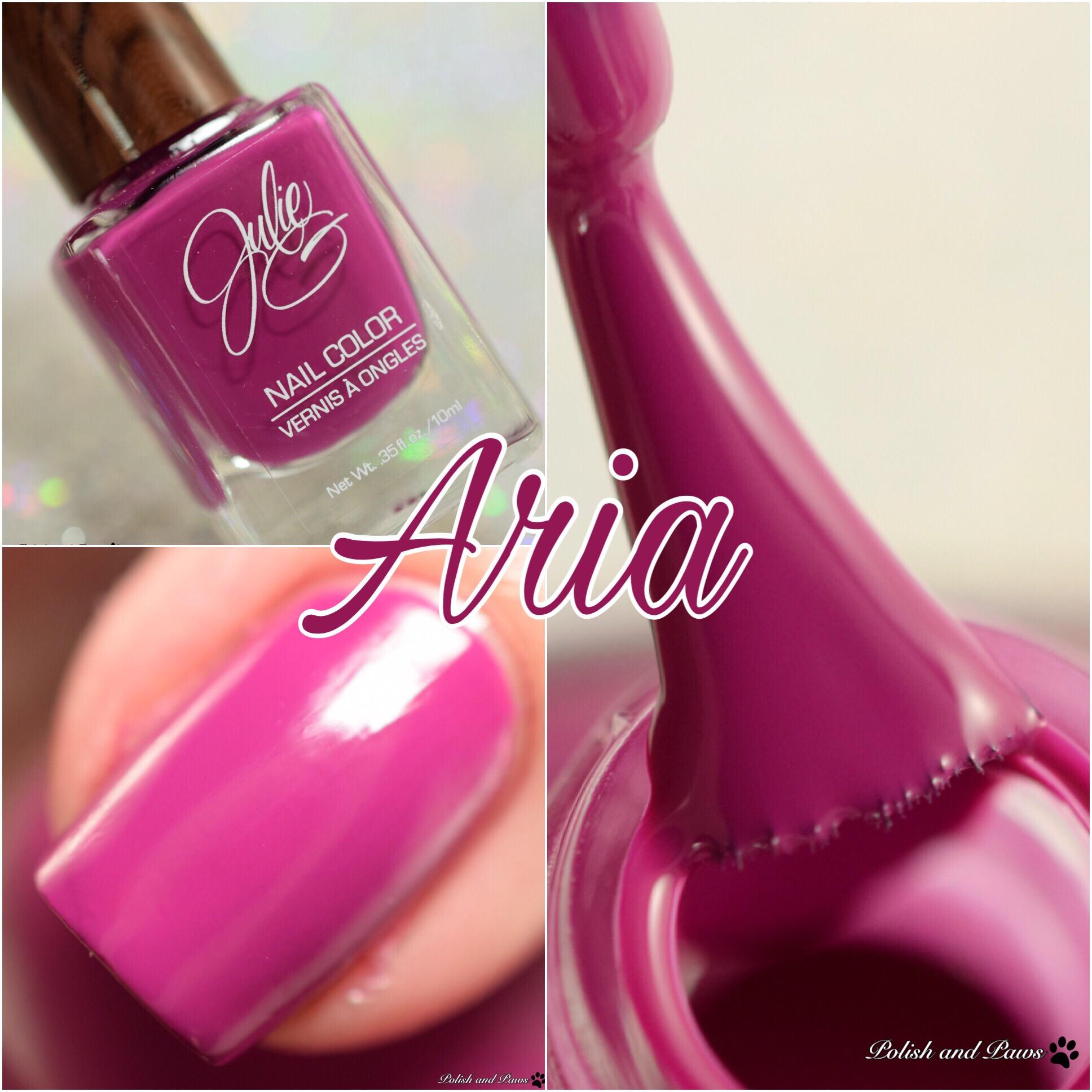 JulieG Aria