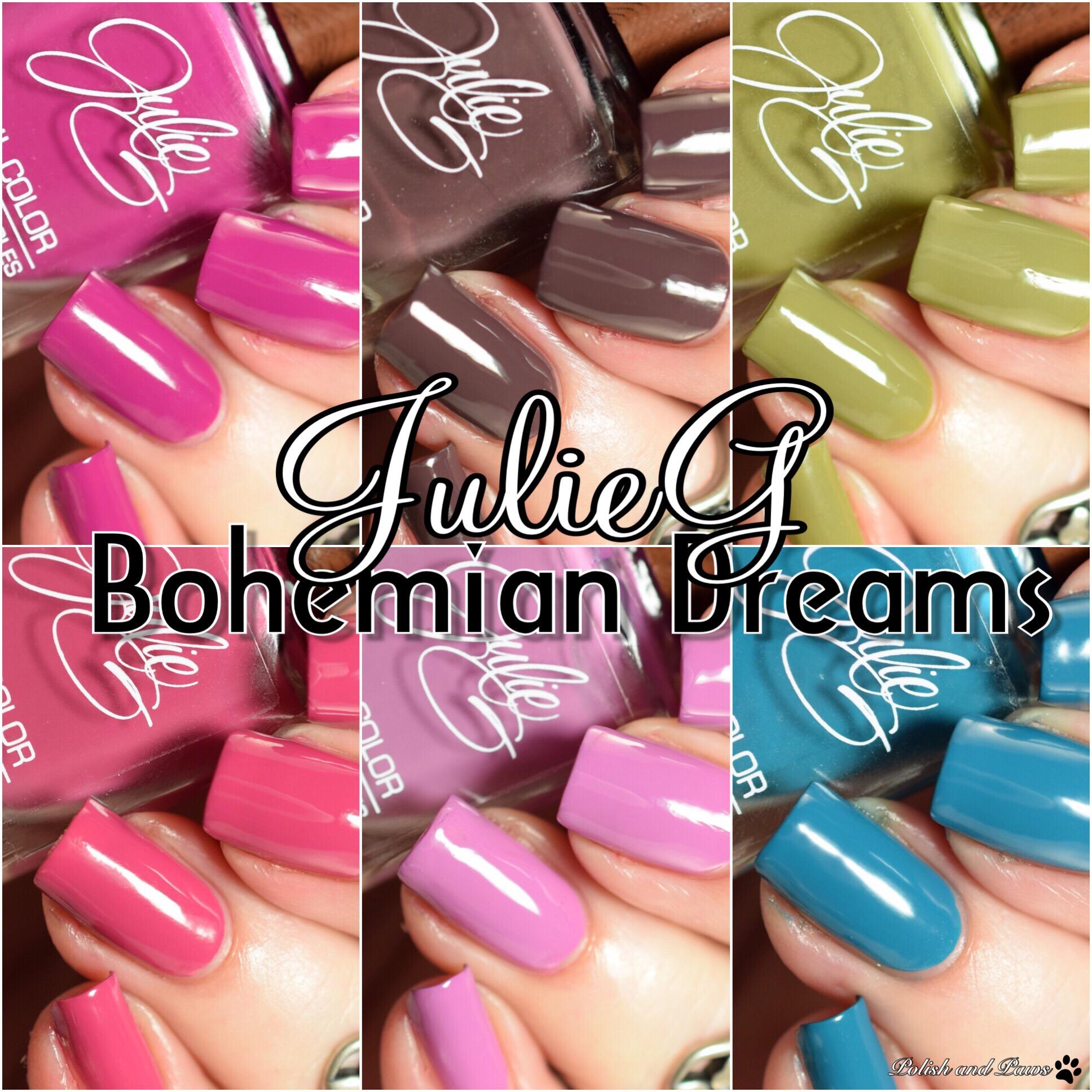 JulieG Bohemian Dreams