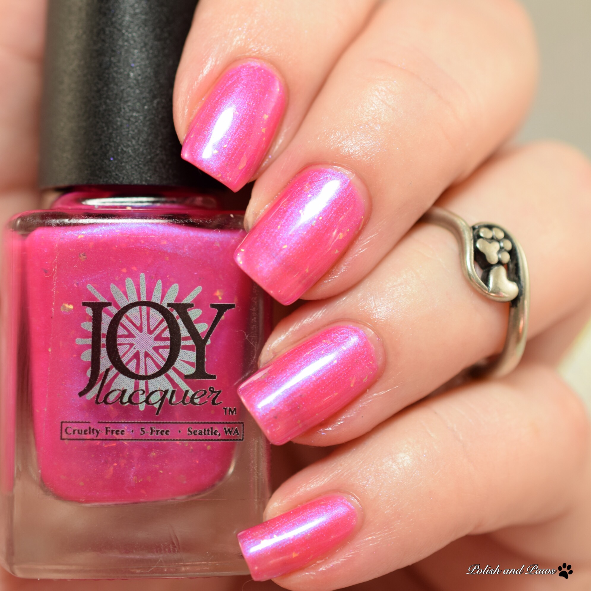 Joy Lacquer August Spinel