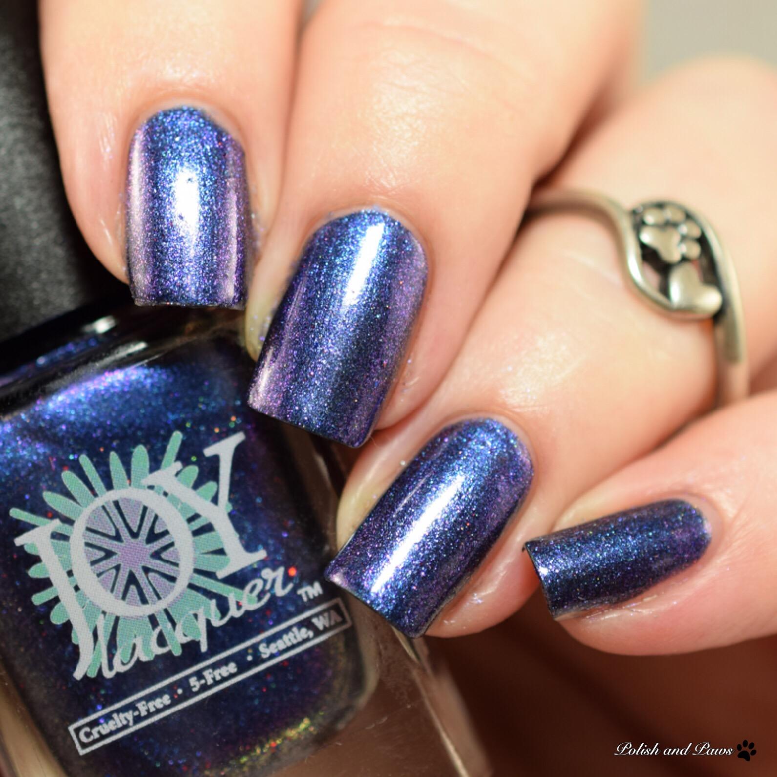 Joy Lacquer September Sapphire