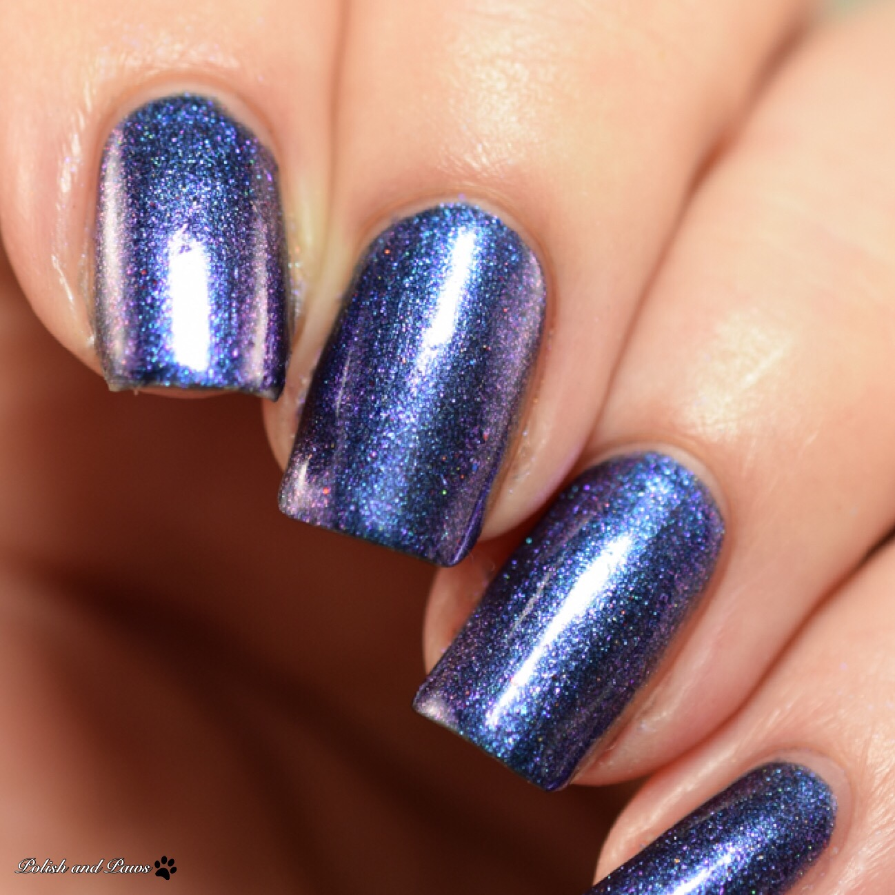 Joy Lacquer September Sapphire
