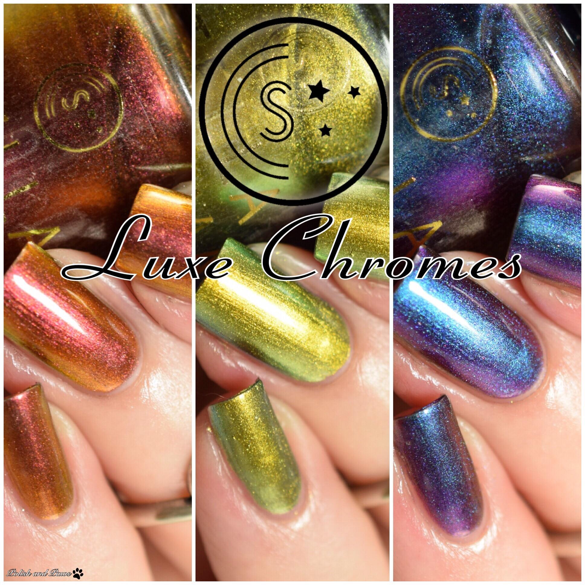 Stella Chroma Luxe Chromes