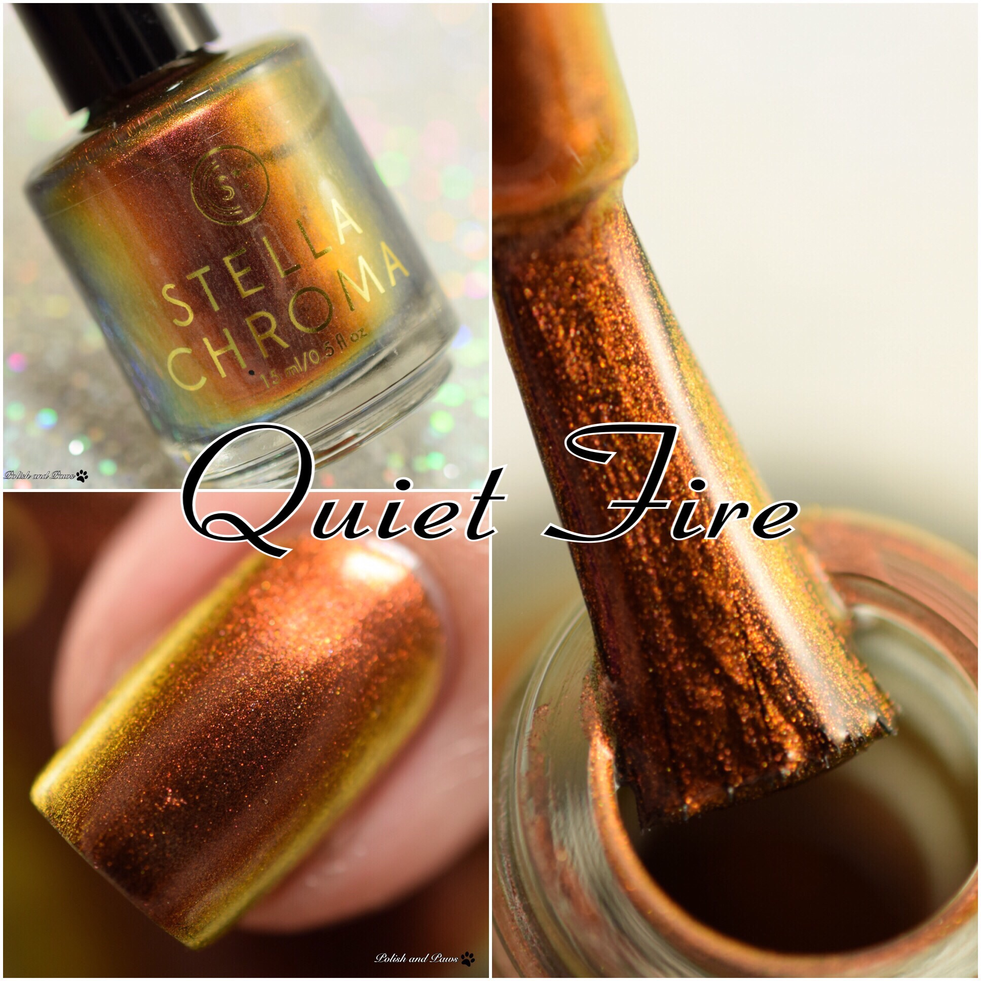 Stella Chroma Quiet Fire