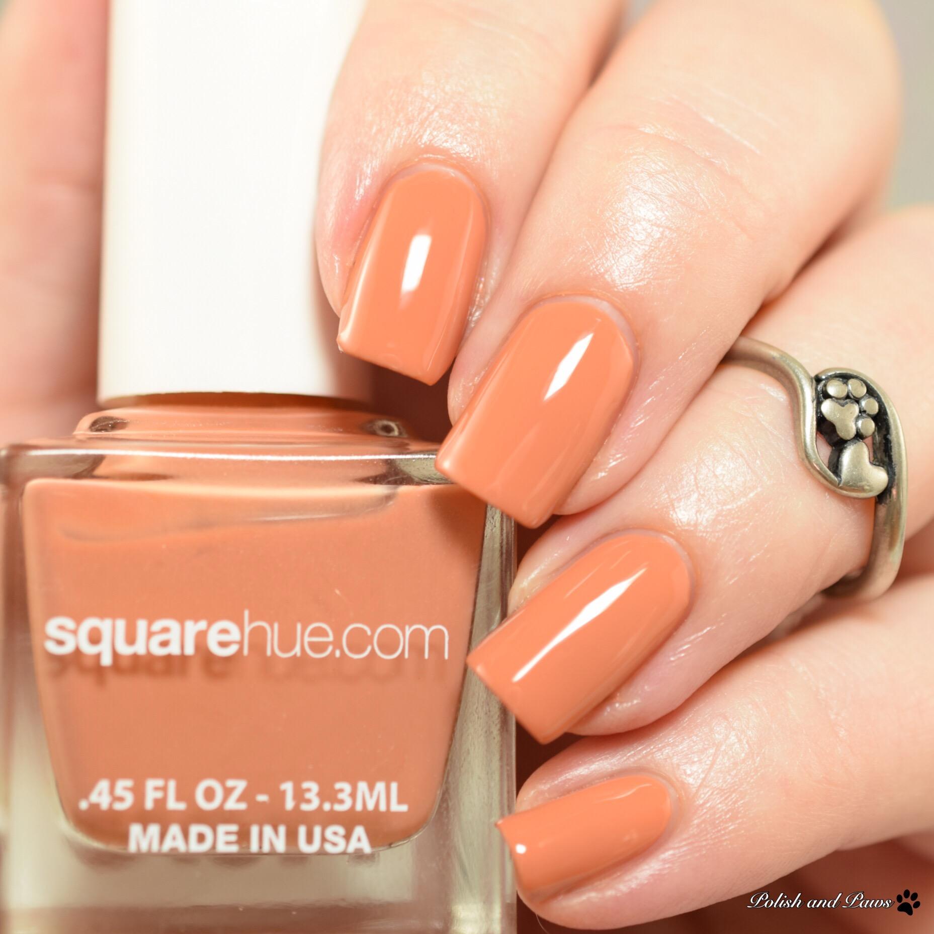 Square Hue Toque