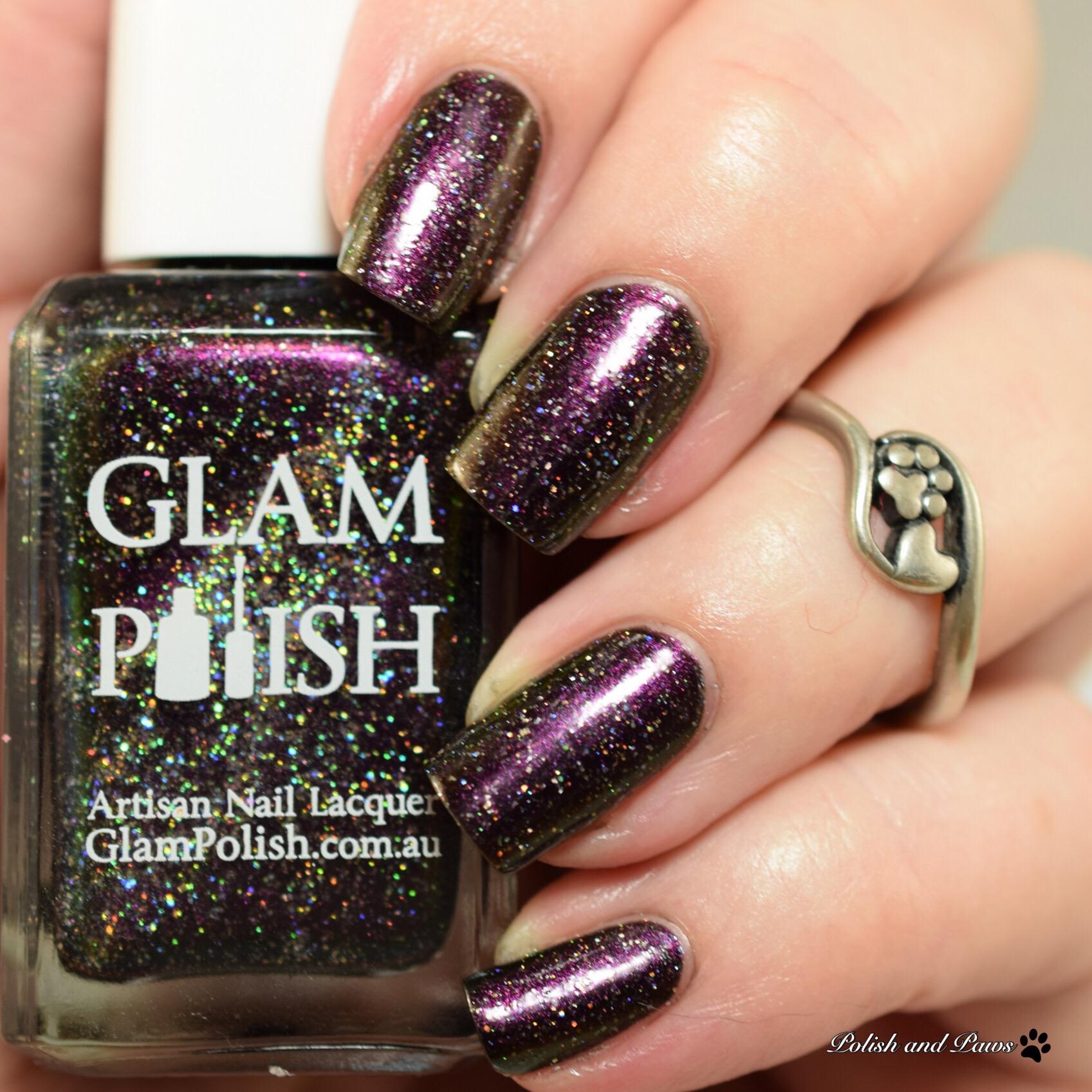 Glam Polish Go Ahead..Make my Millenium!