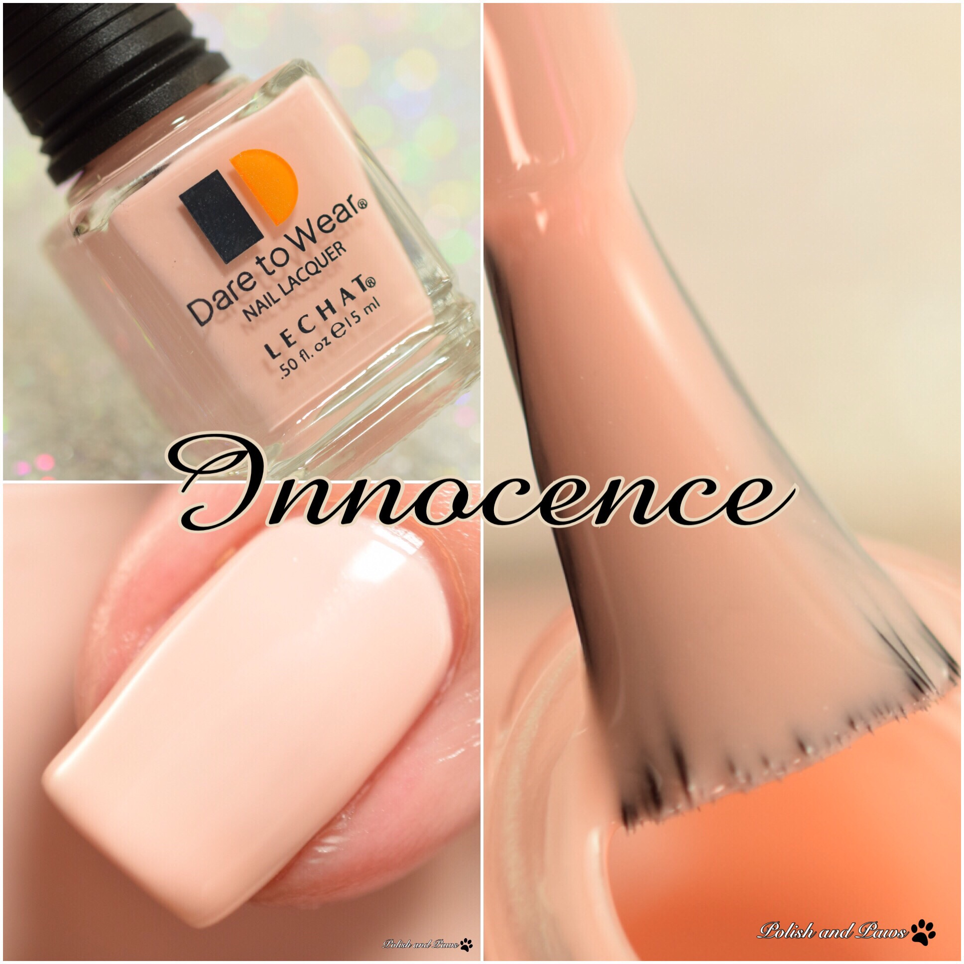 Le Chat Dare to Wear Innocence
