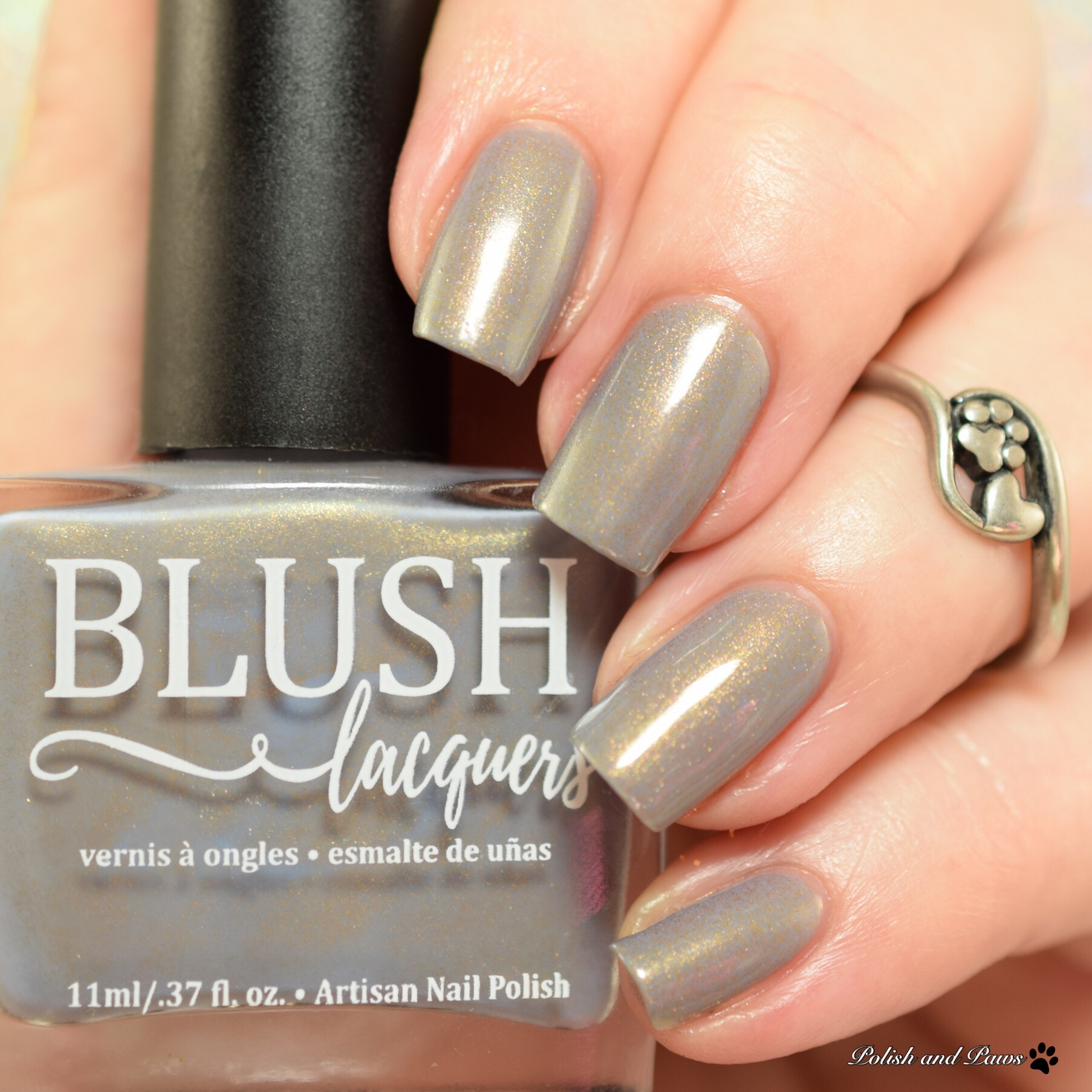 Blush Lacquers Lakeside Manor