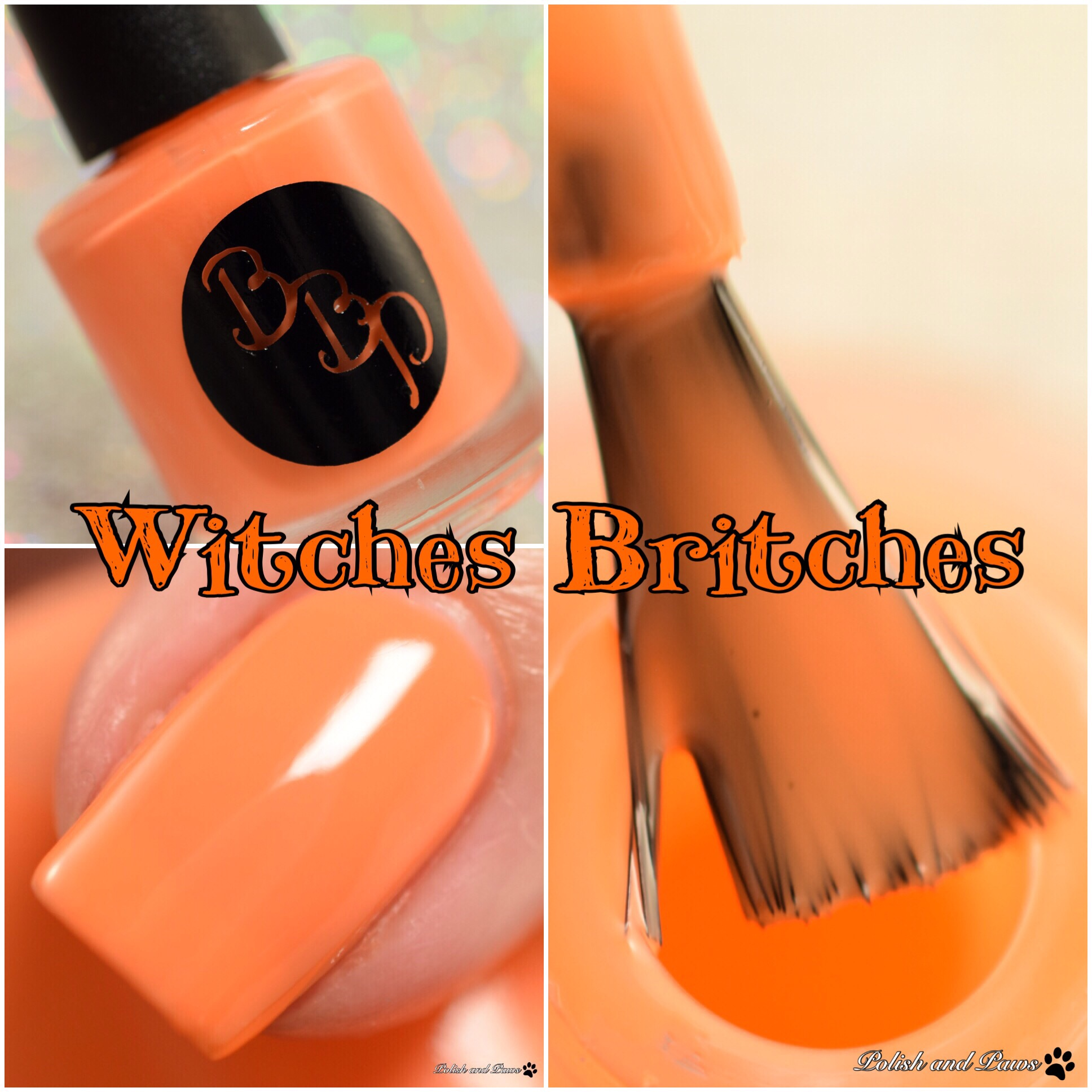 Bad Bitch Polish Witches Britches