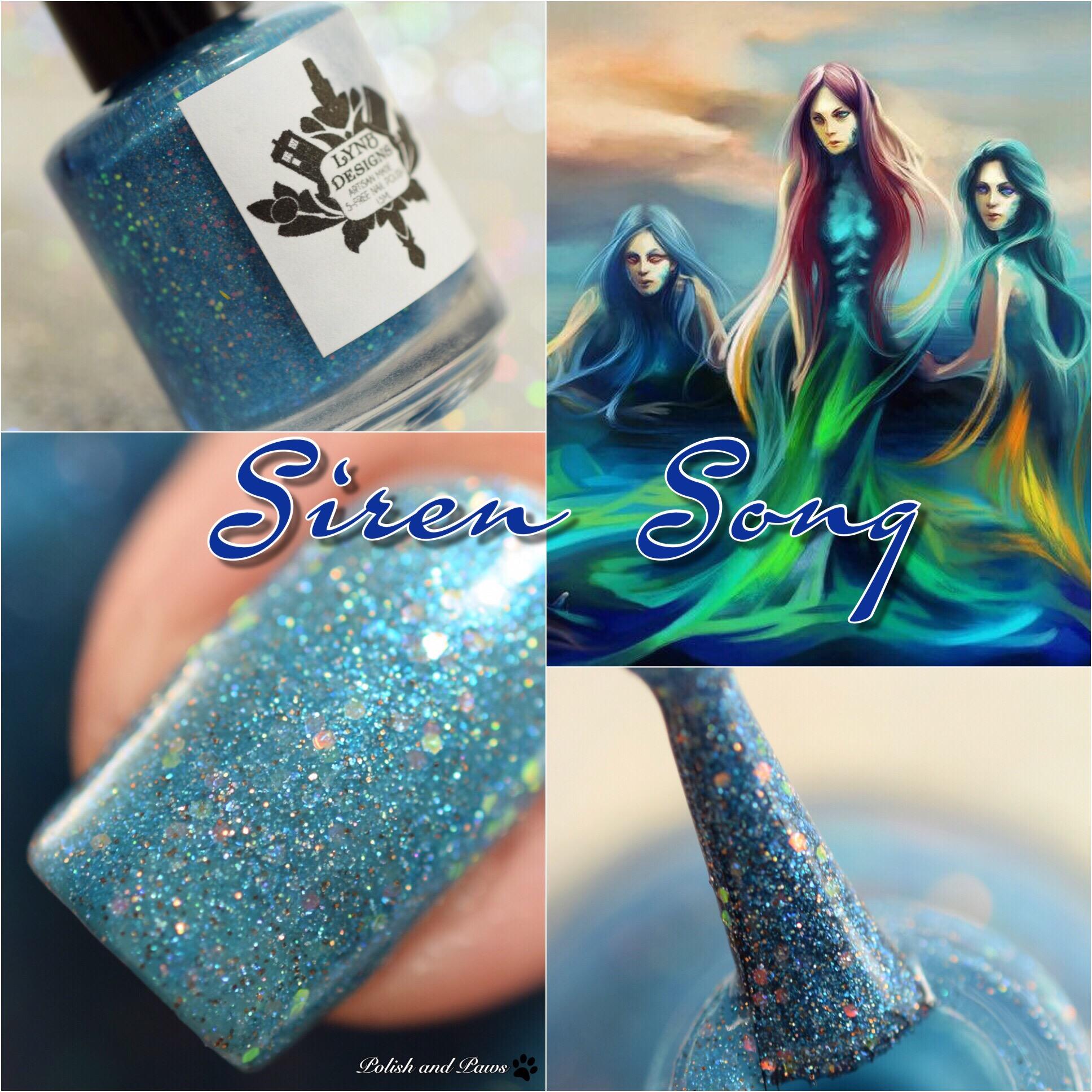 LynB Designs Siren Song