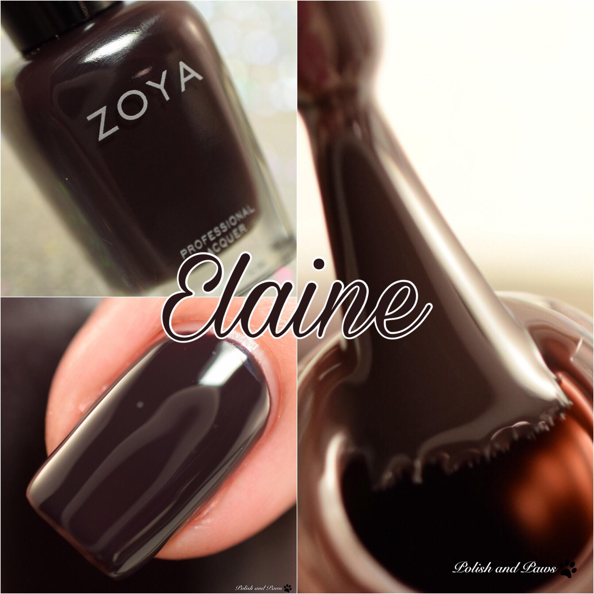 Zoya Elaine