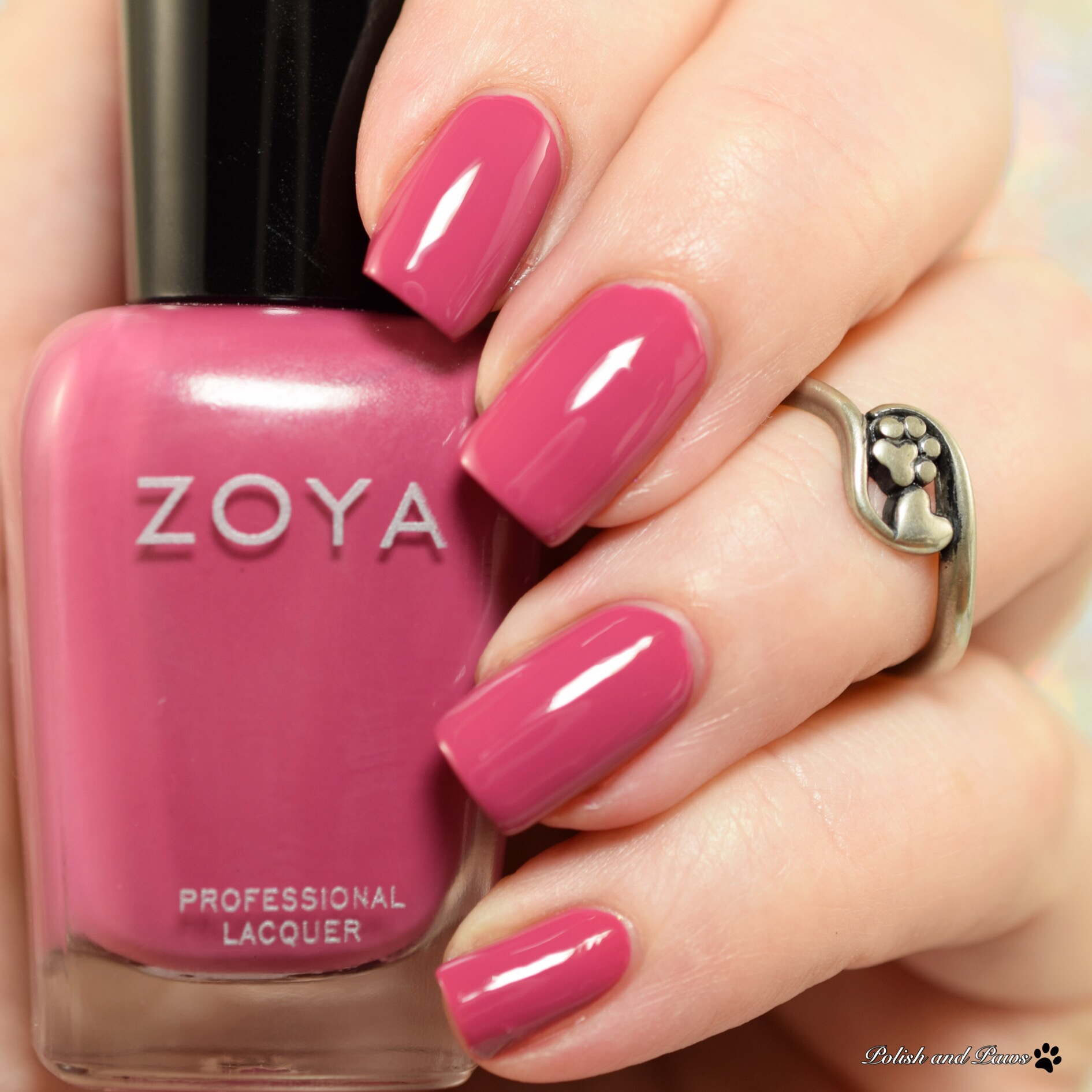 Nail Polish Color With Dark Purple Dress