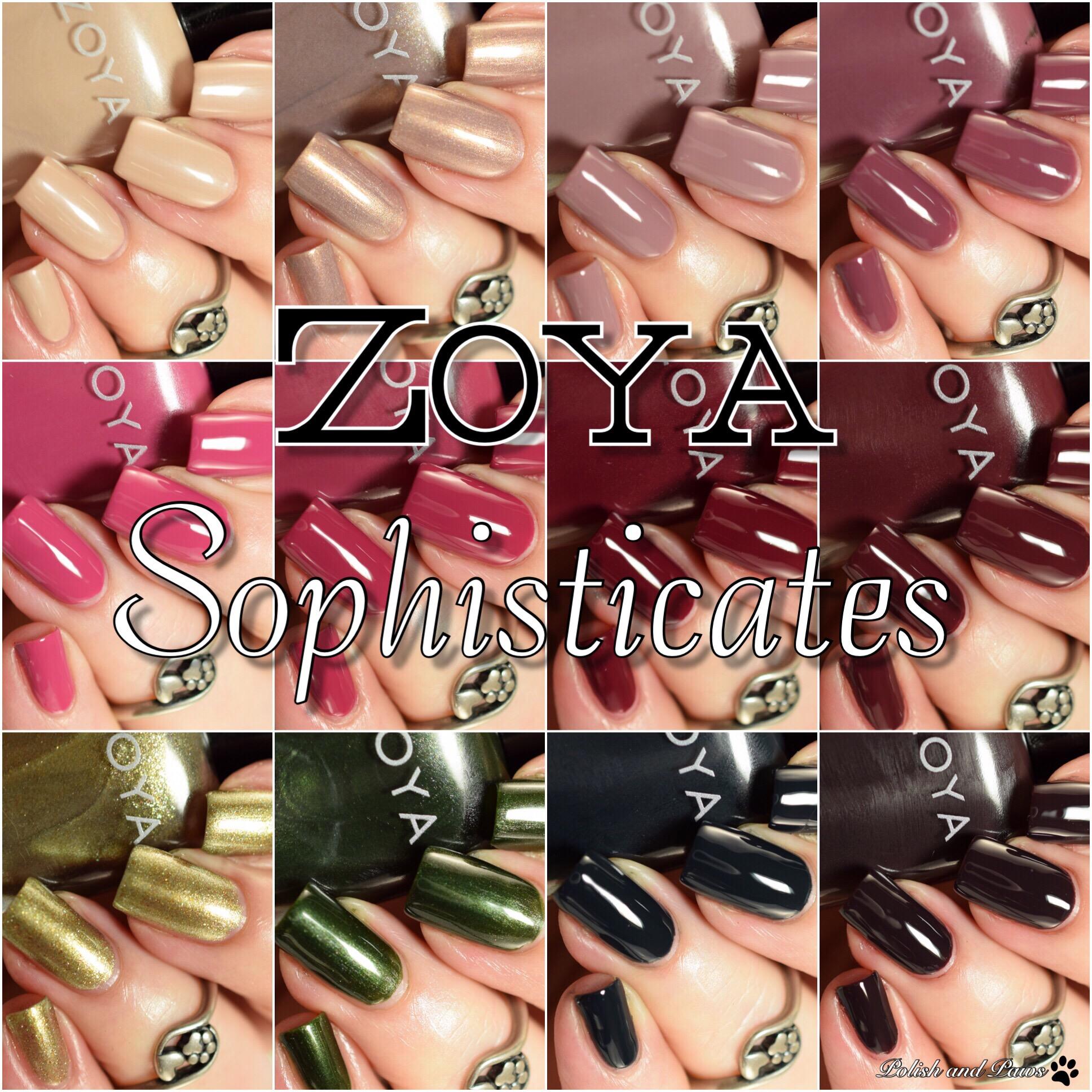 Zoya Sophisticates