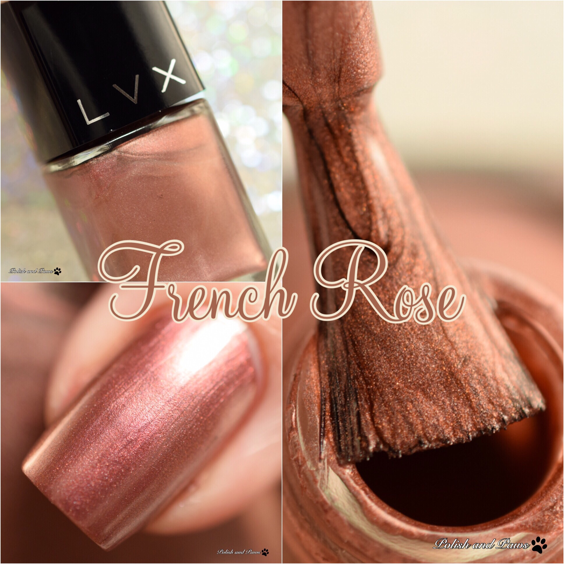 LVX French Rose