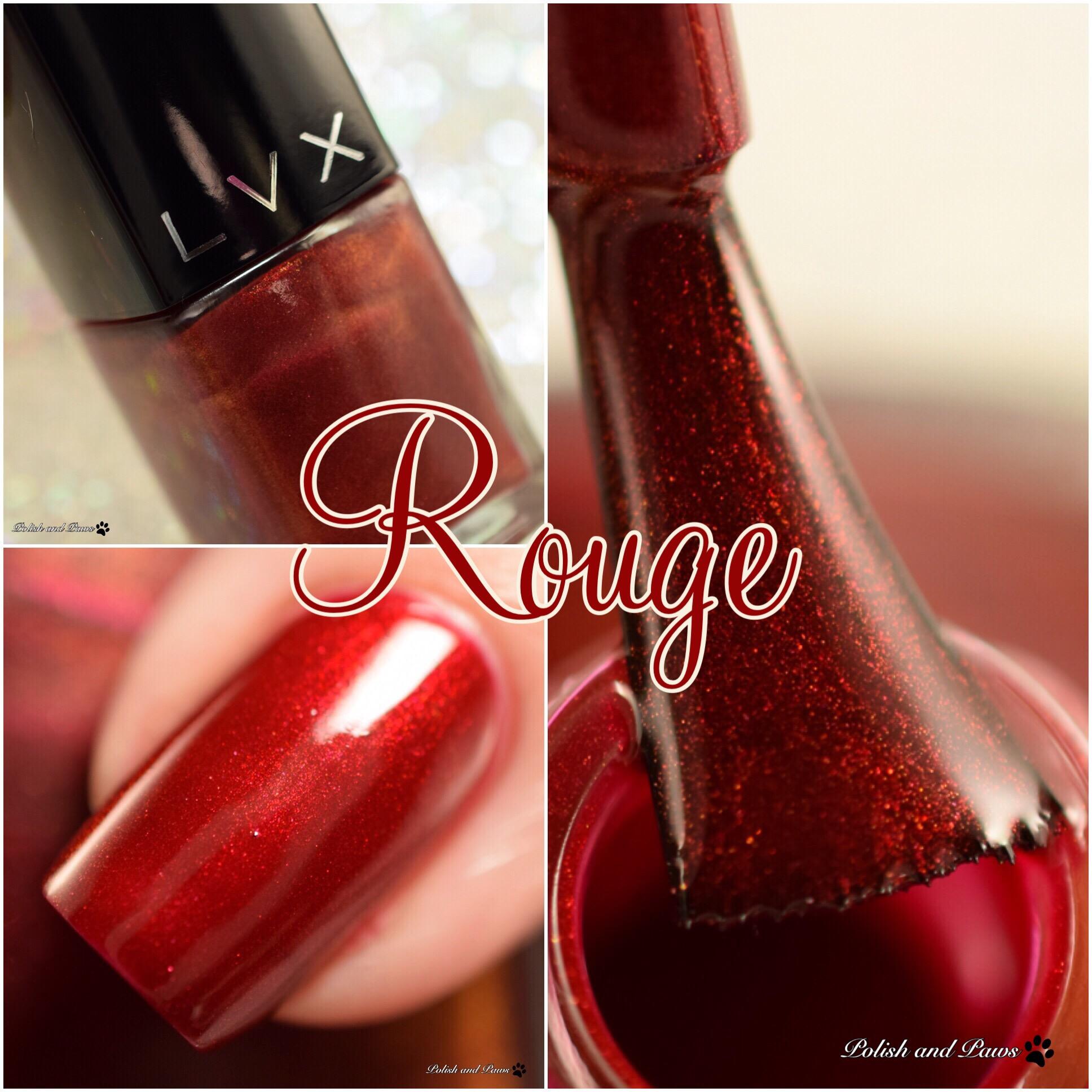 LVX Rouge