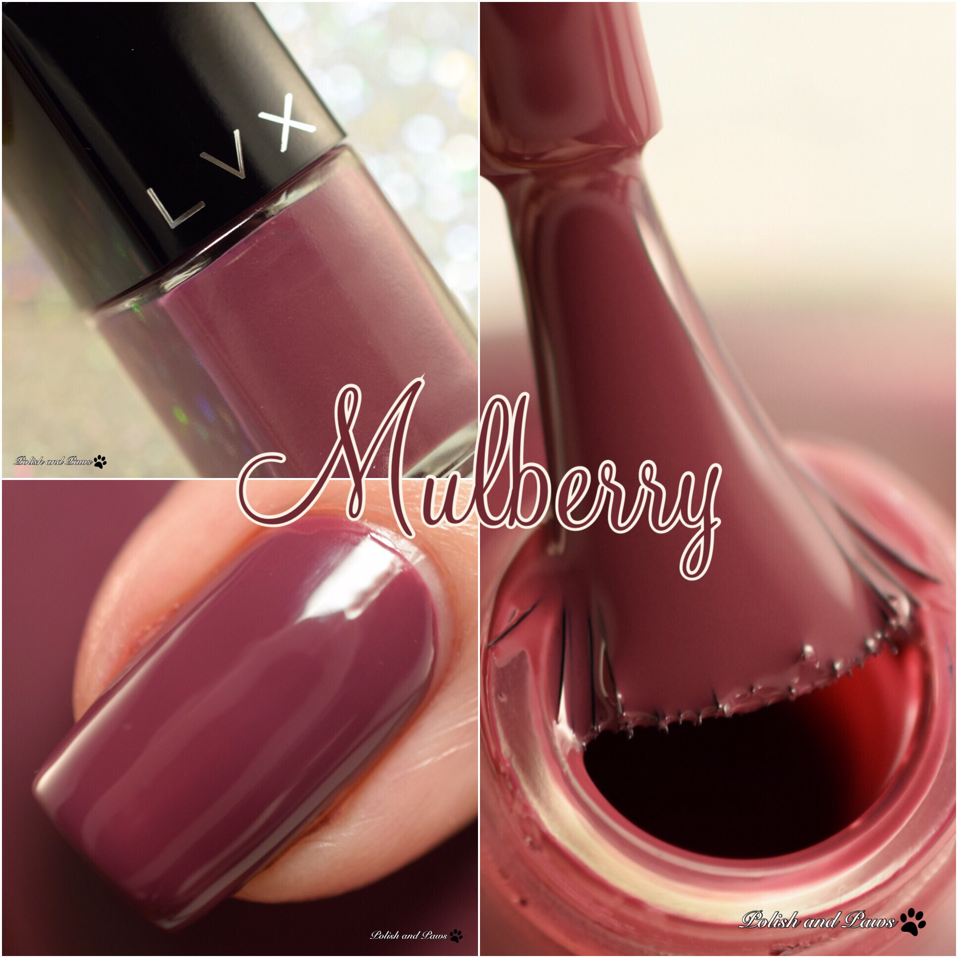 LVX Mulberry