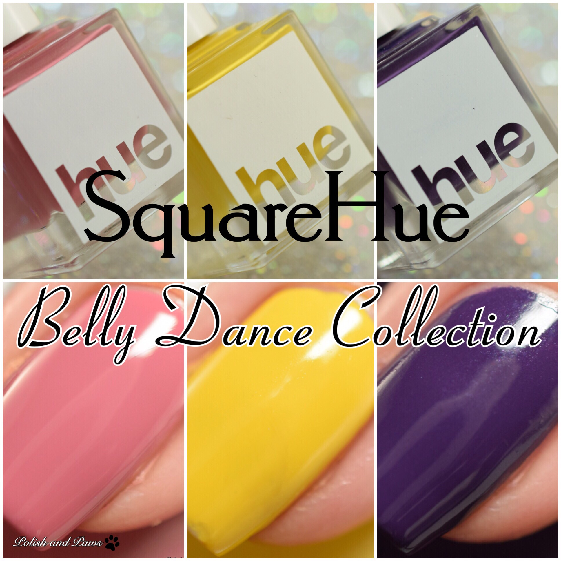 Square Hue Belly Dance Collection September 2017