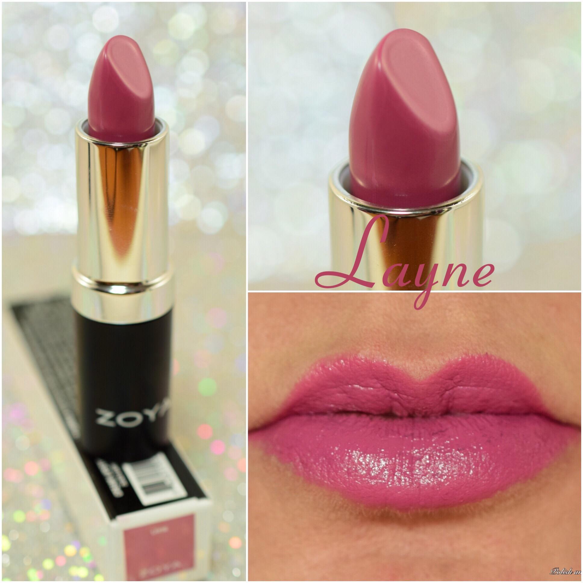 Zoya Layne Lipstick