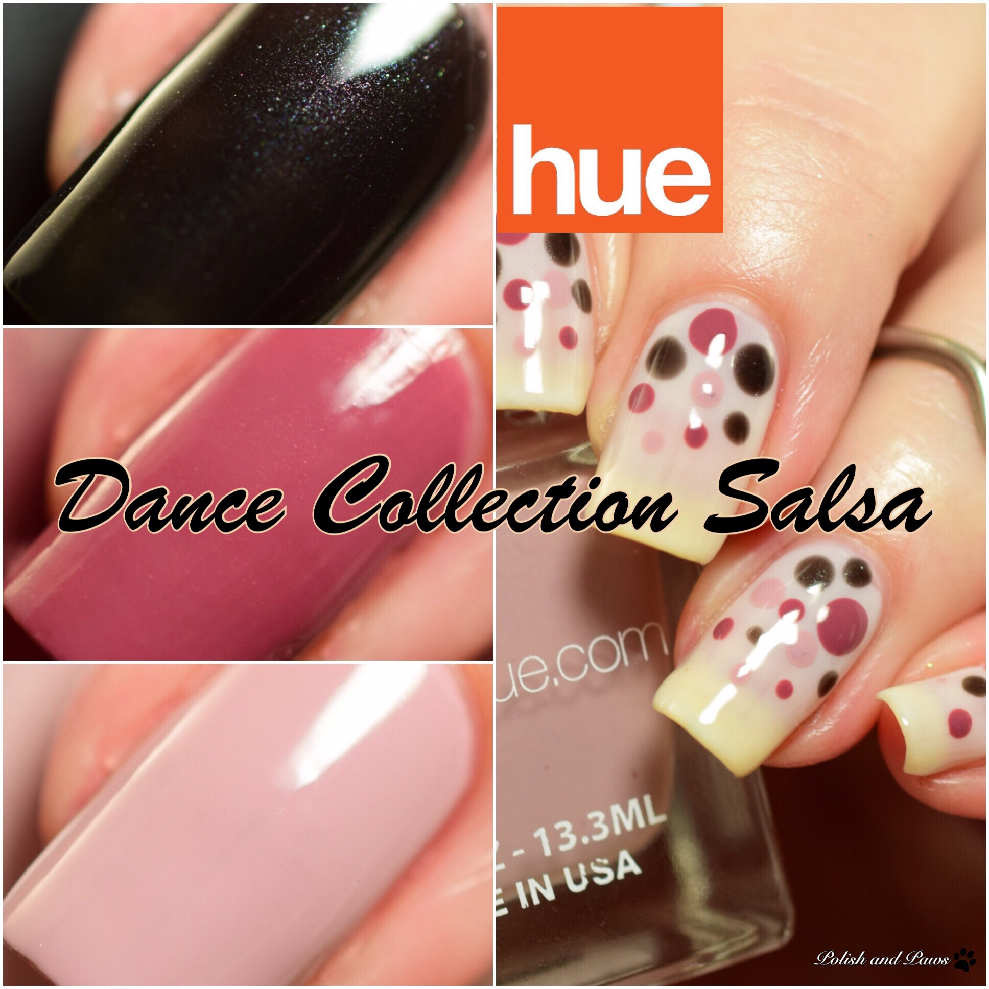 Square Hue The Dance Collection Salsa