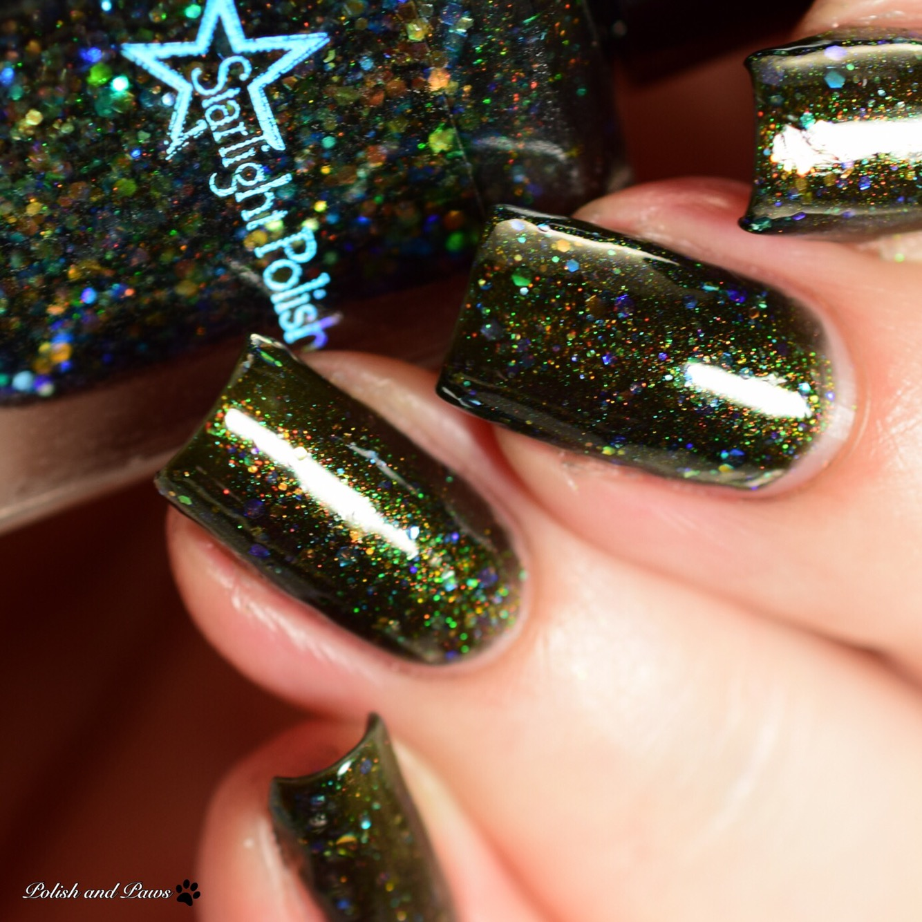 Starlight Polish Chimera Aurora Night