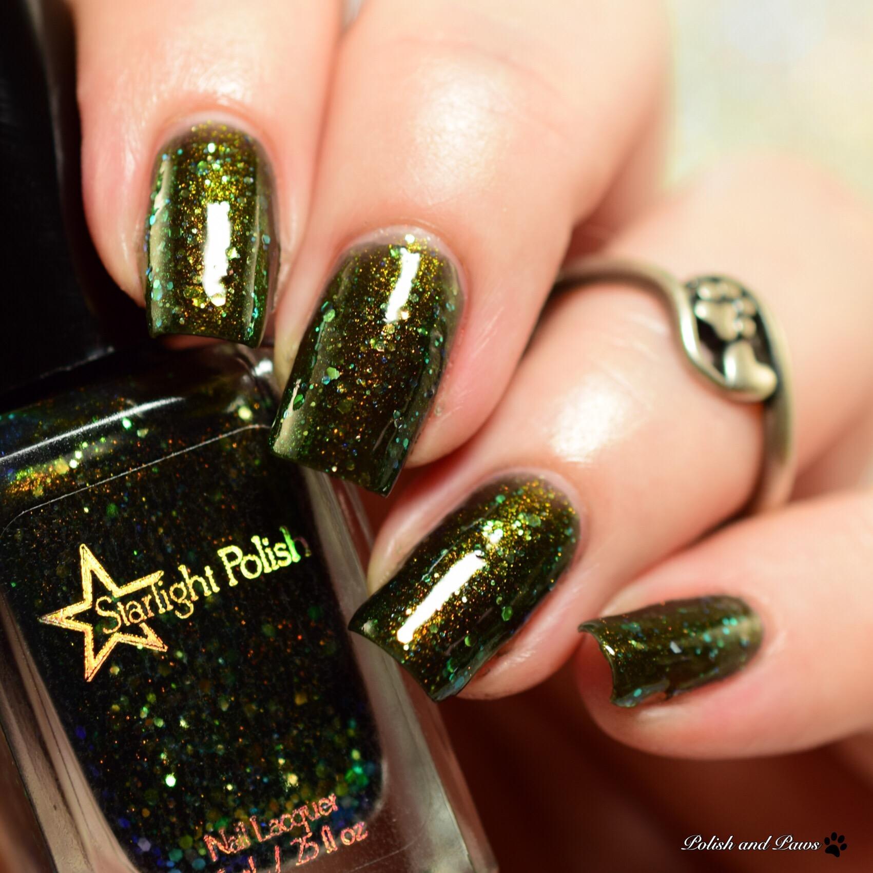 Starlight Polish Dragon Aurora Night