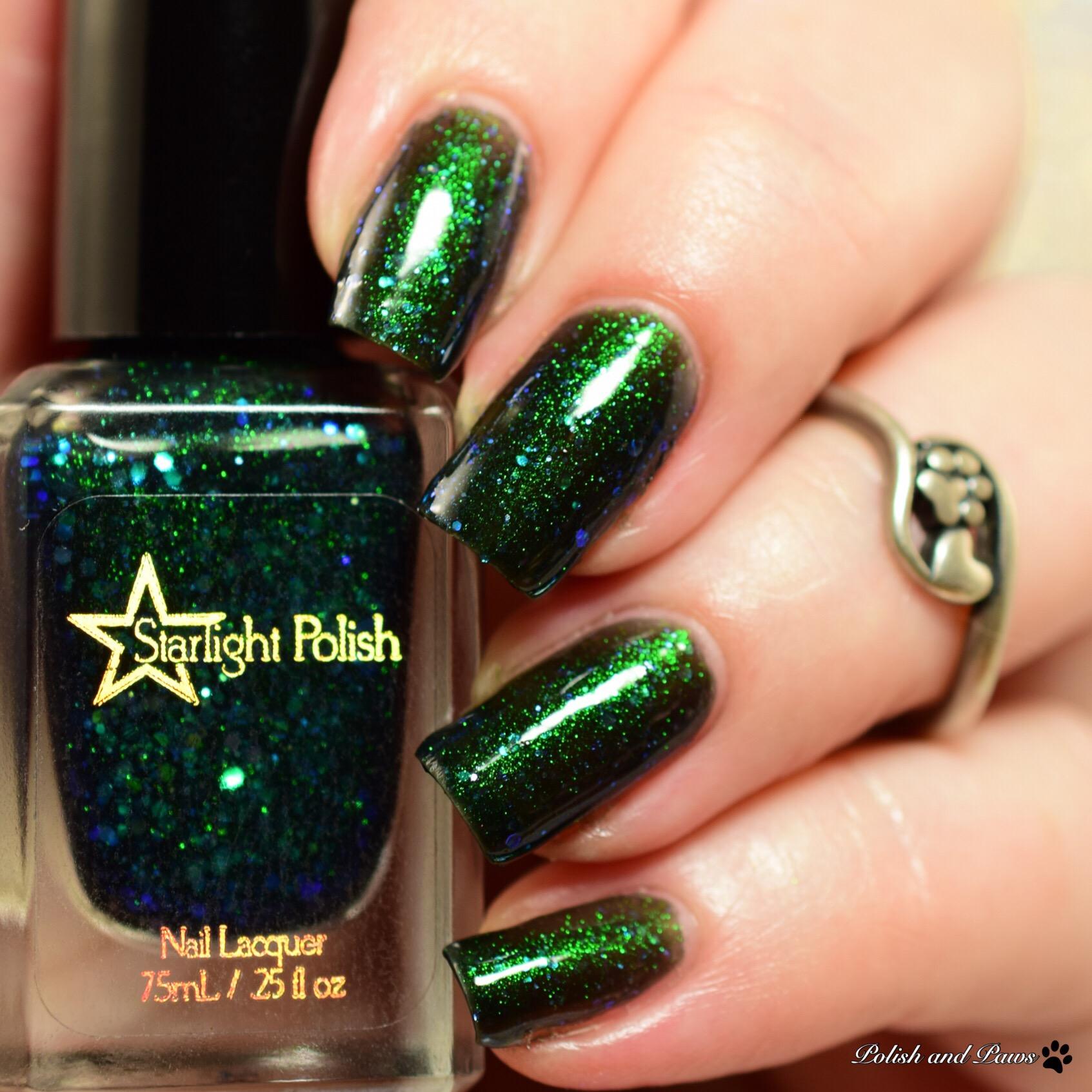 Starlight Polish Unicorn Aurora Night