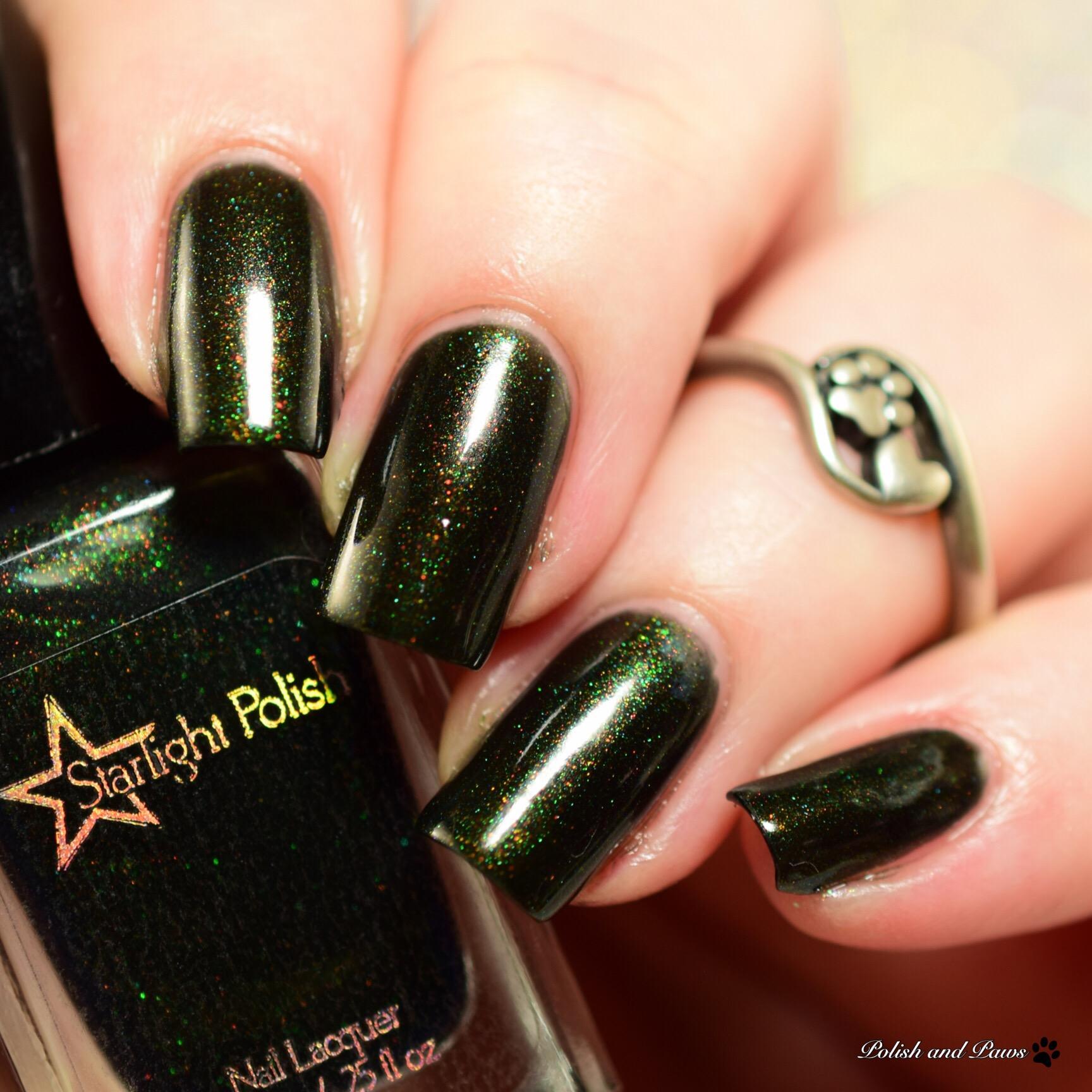 Starlight Polish Chimera Night