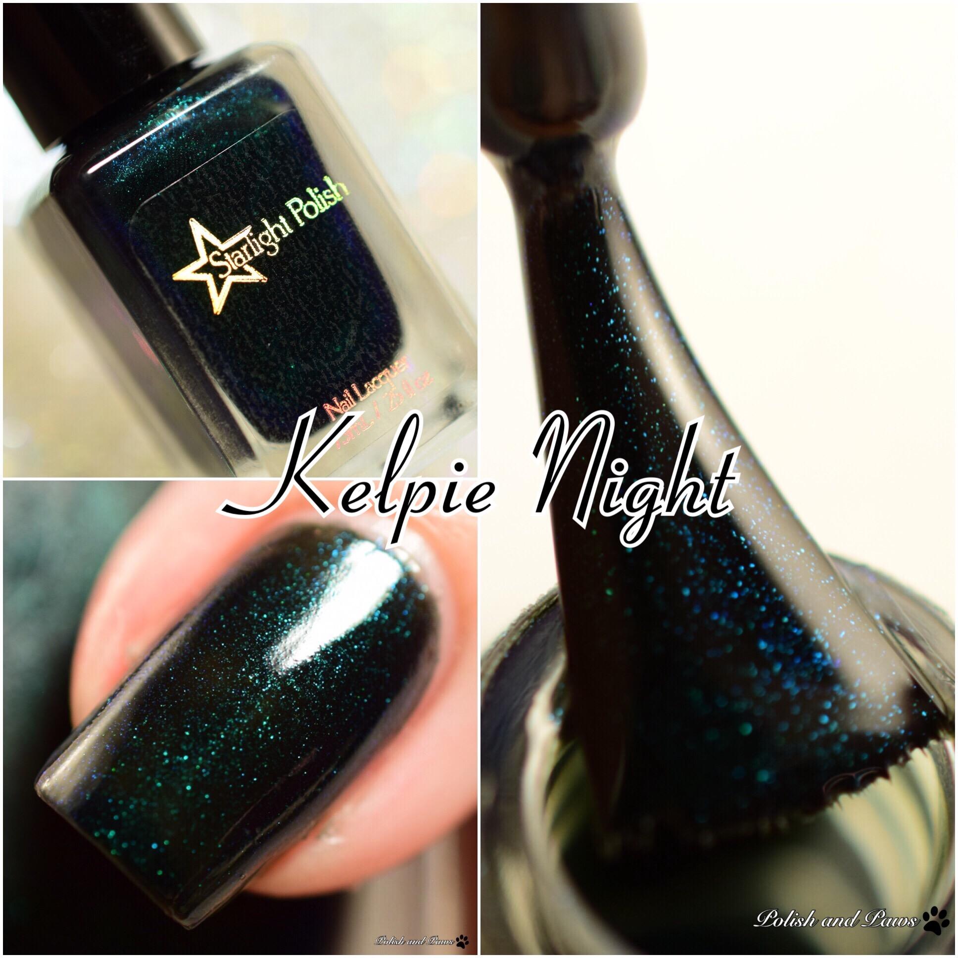 Starlight Polish Kelpie Night
