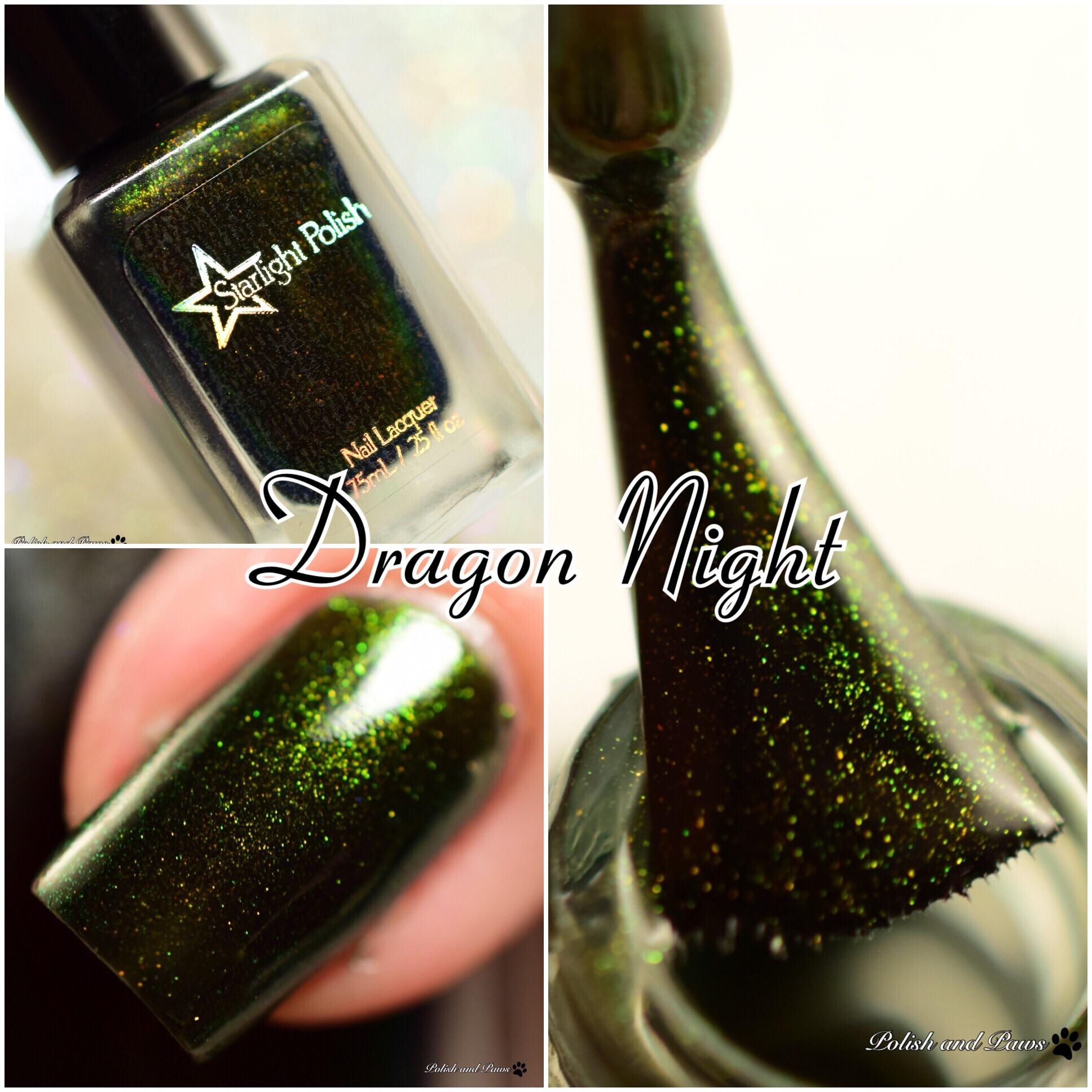 Starlight Polish Dragon Night