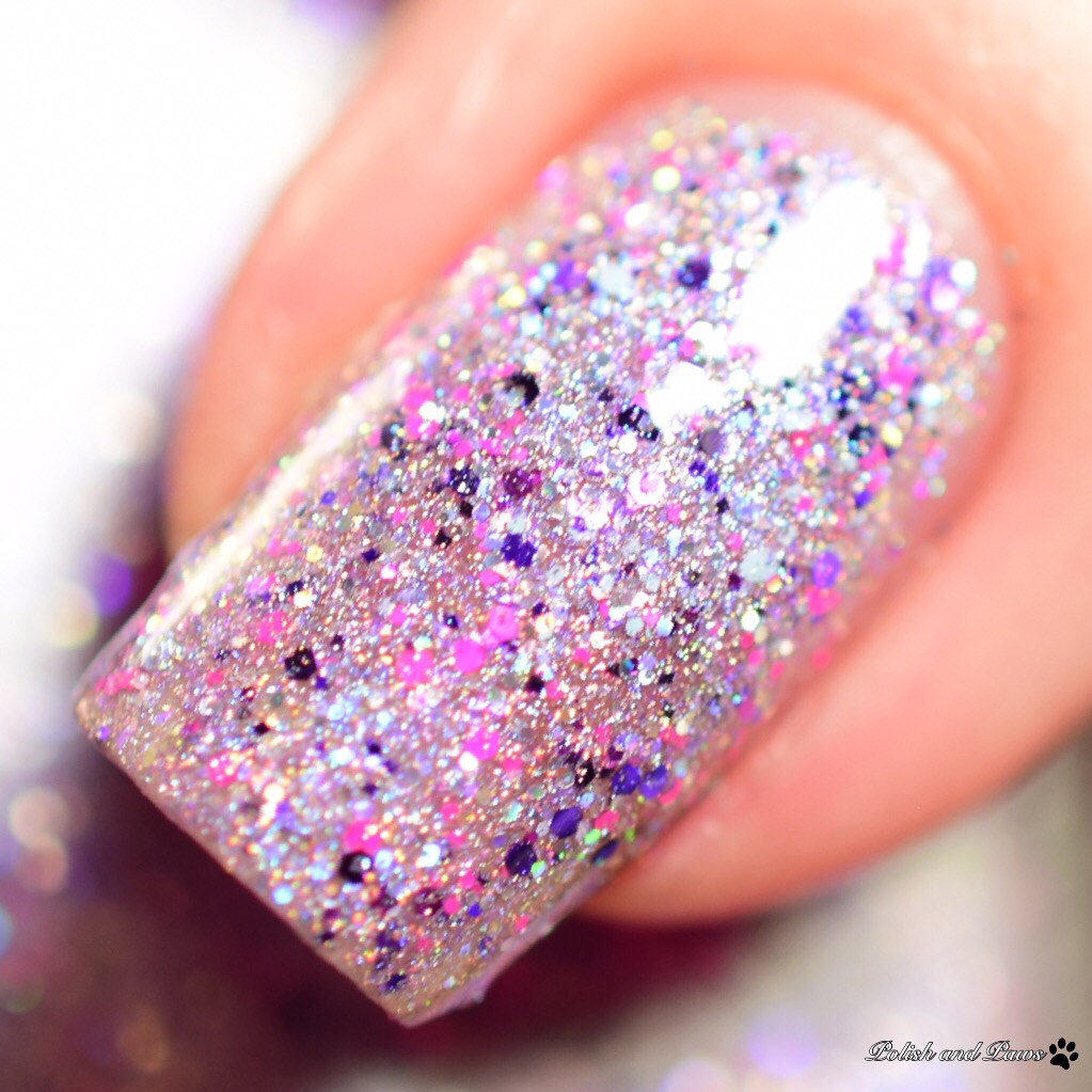 Glam Polish Fortune Cookie