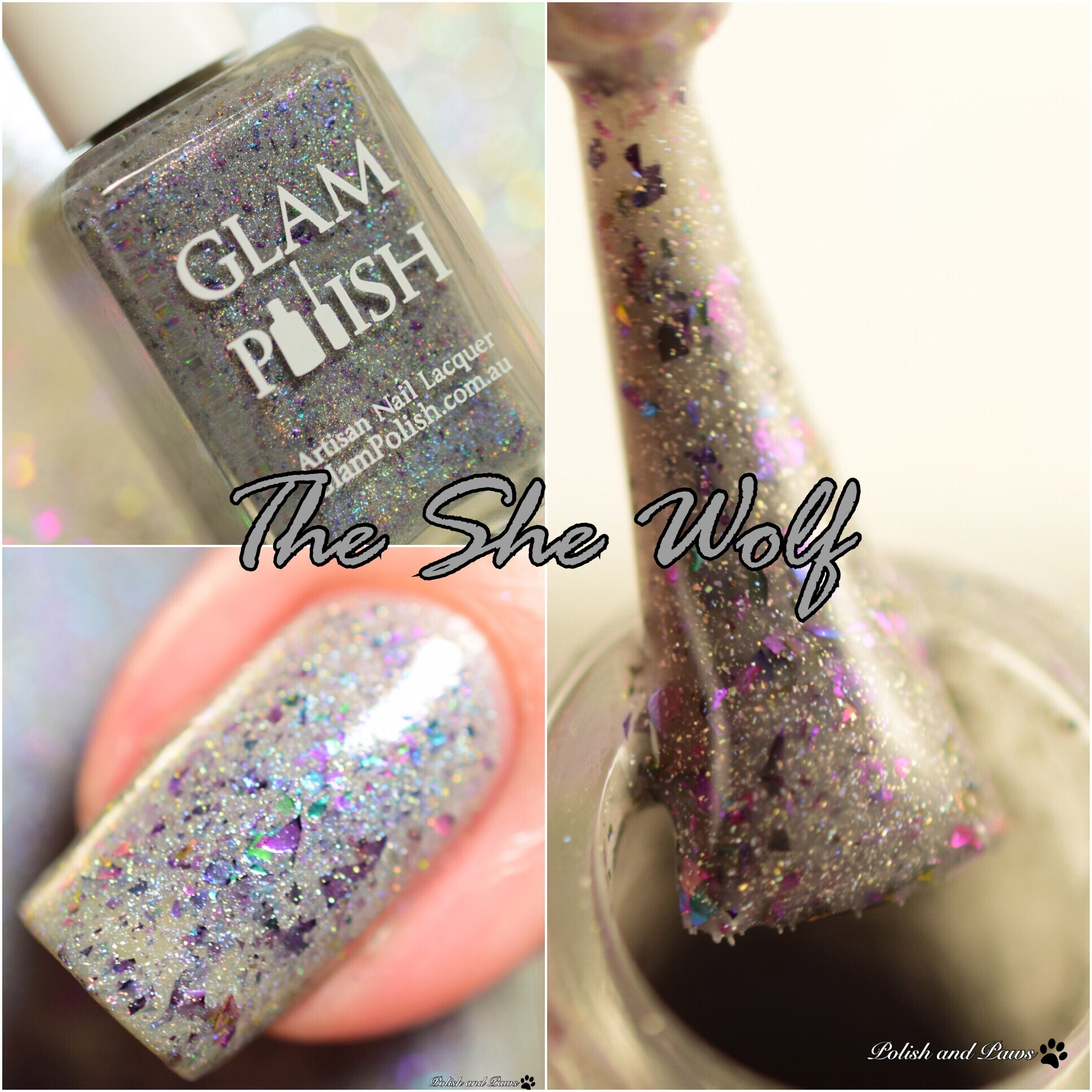 Glam Polish The She Wolf