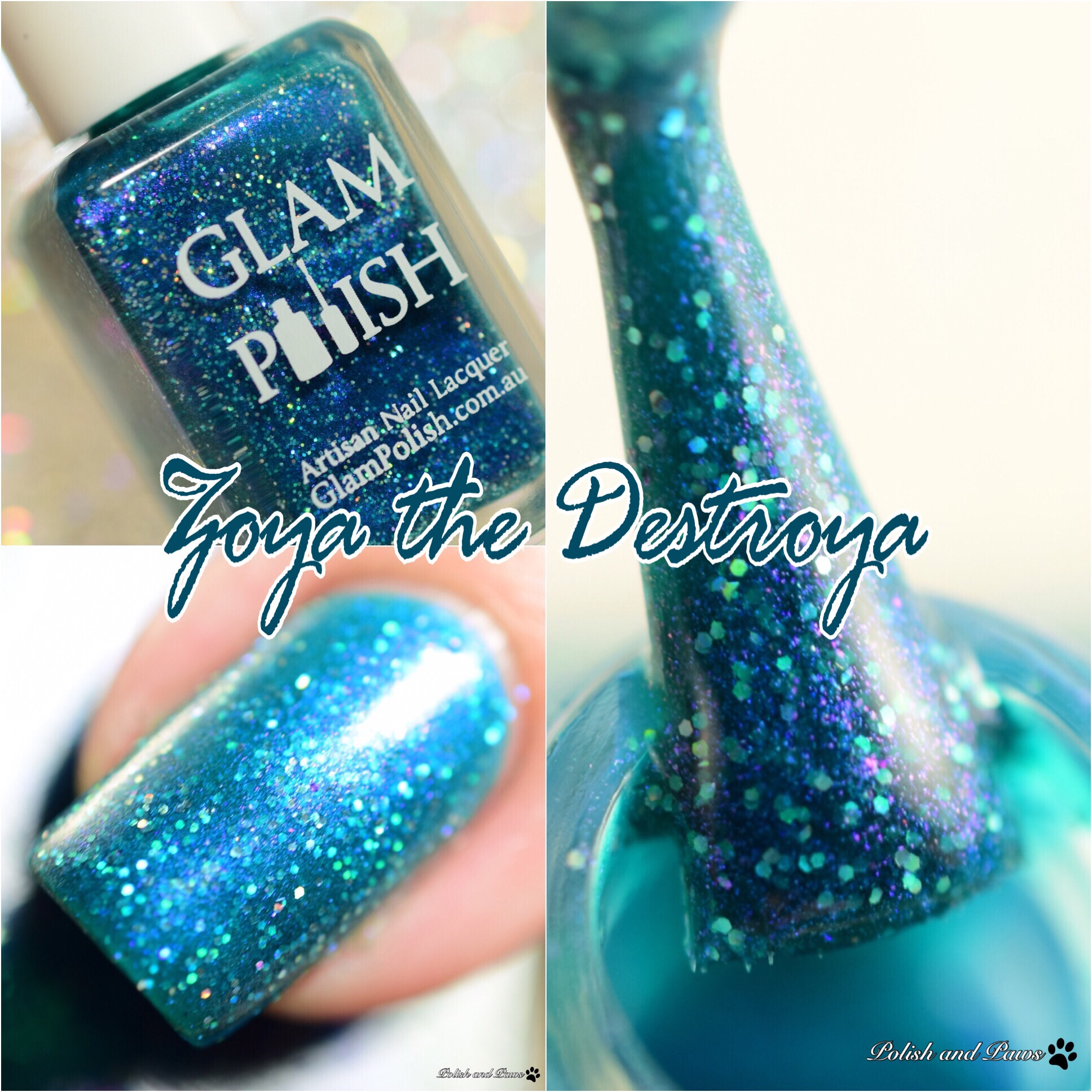 Glam Polish Zoya the Destroya