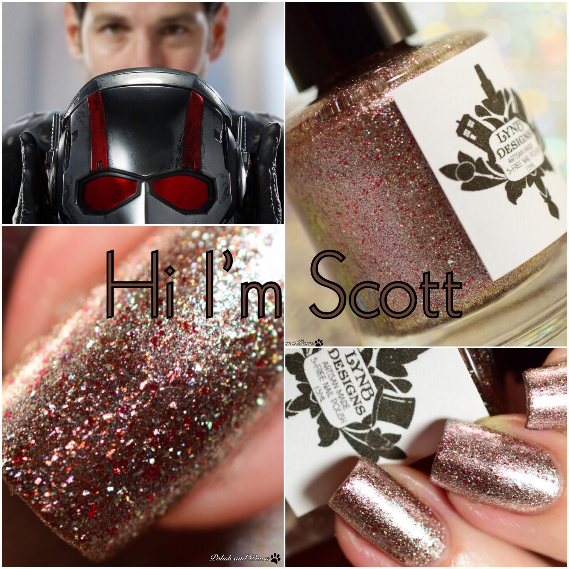LynB Designs Hi, I'm Scott