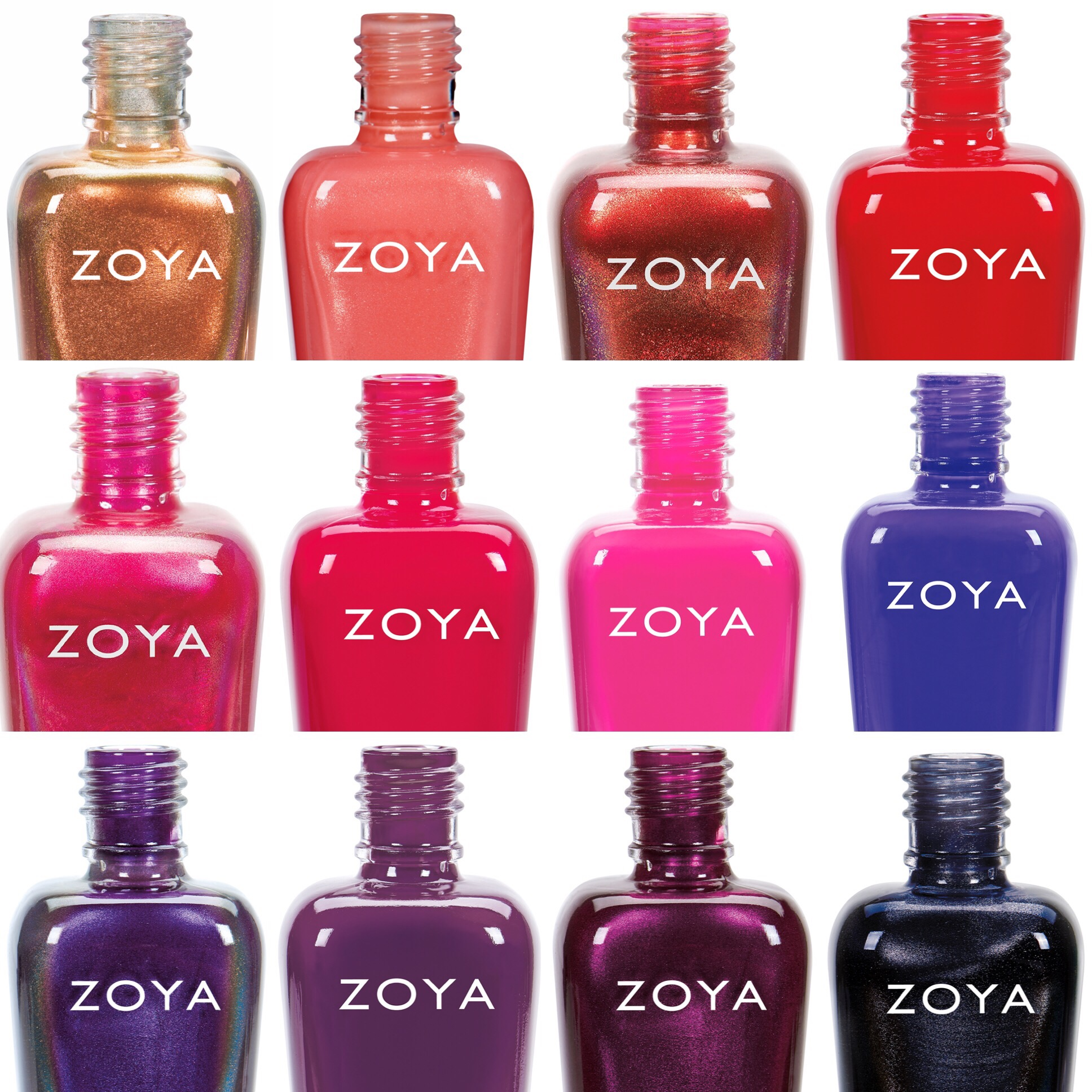 Zoya Party Girls Winter/Holiday 2017