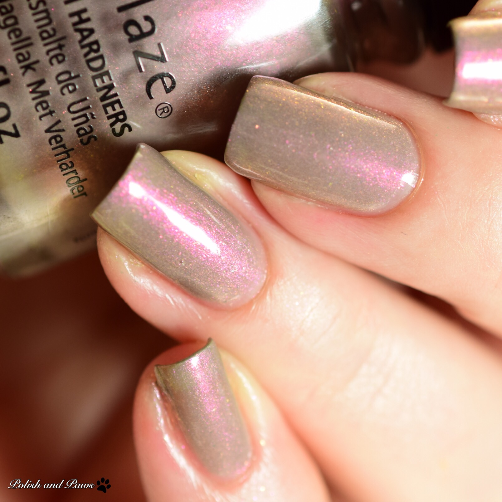 China Glaze Sin-derella