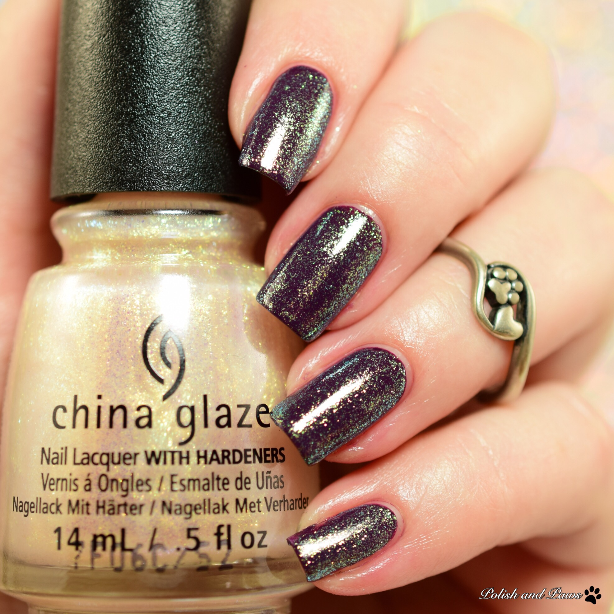 China Glaze Queen Please