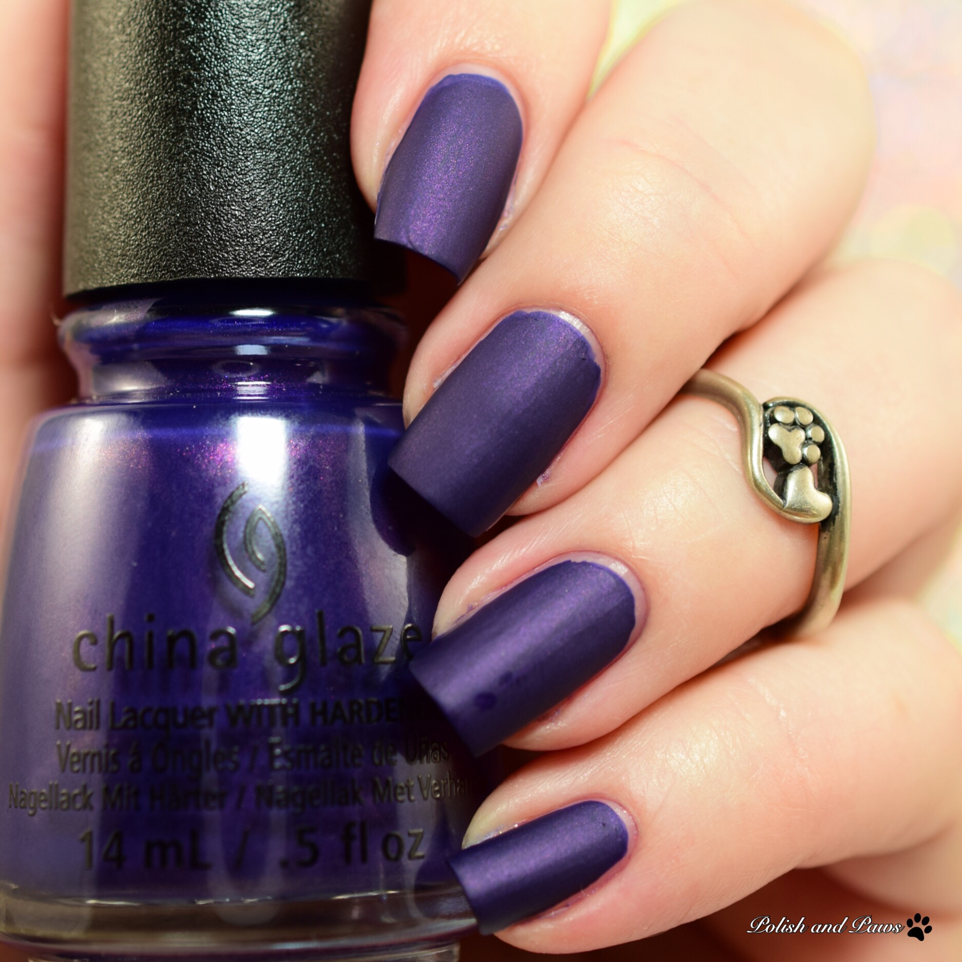 China Glaze Crown for Whatever