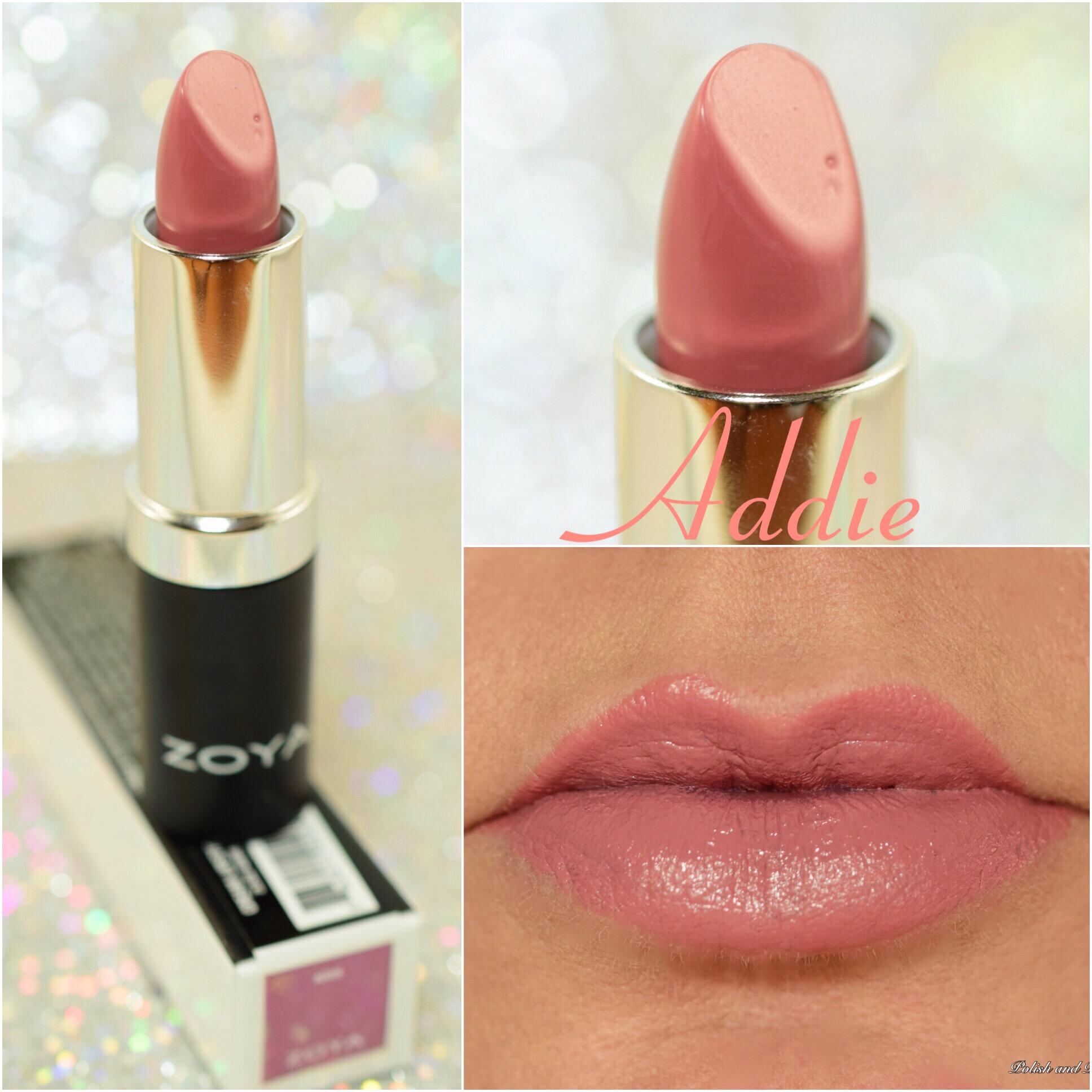 Zoya Addie Lipstick