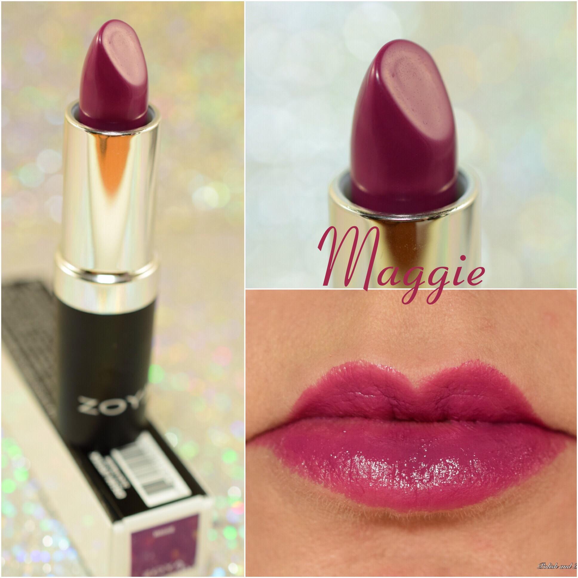 Zoya Maggie Lipstick
