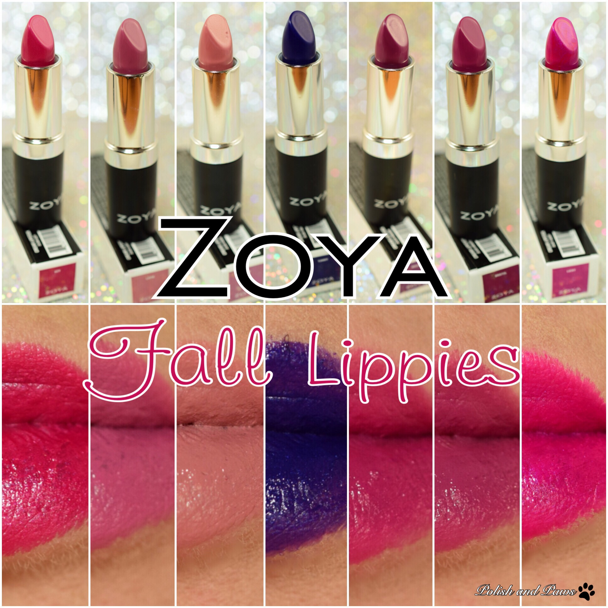 Zoya Lipstick Hydrating Cream