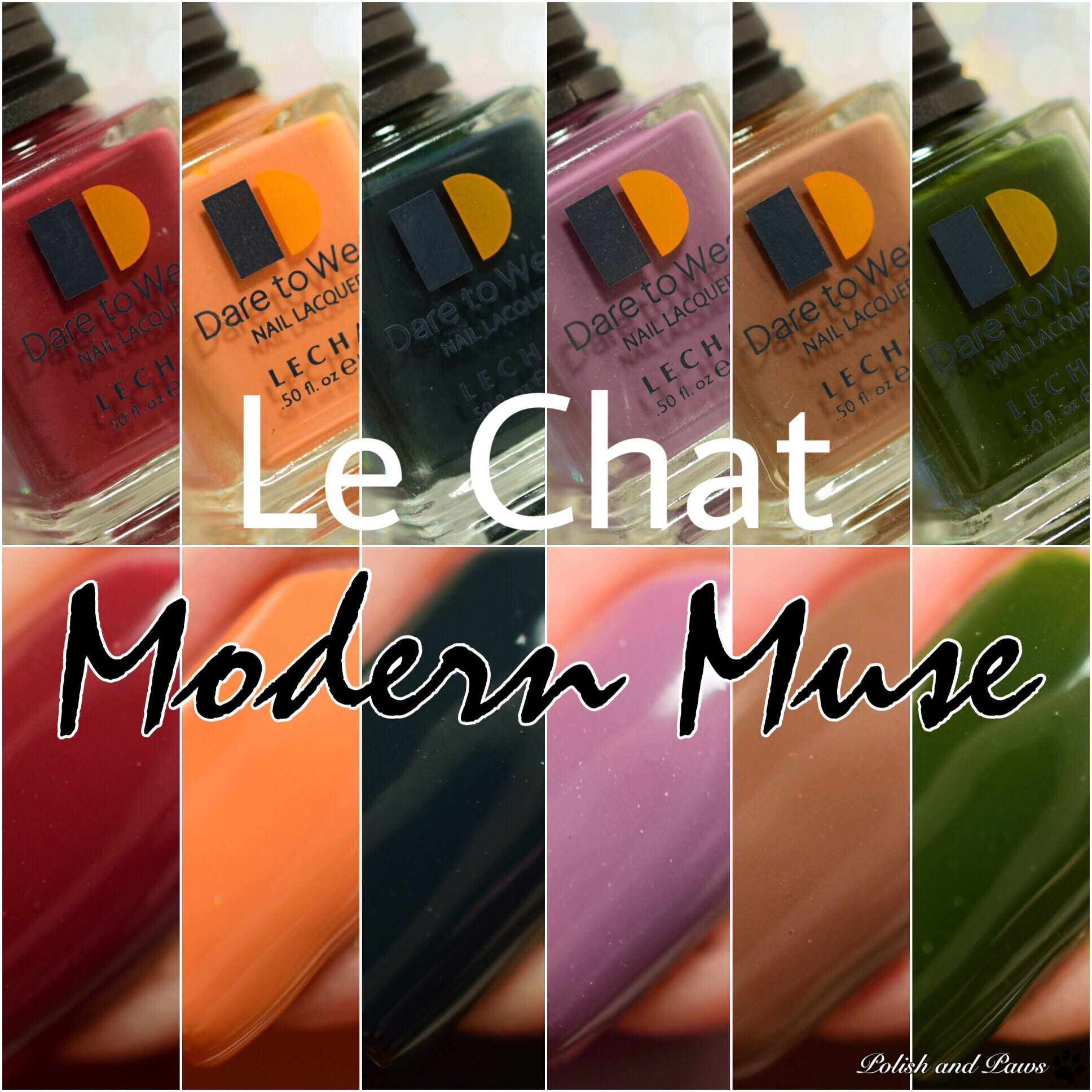 Le Chat Modern Muse Fall collection